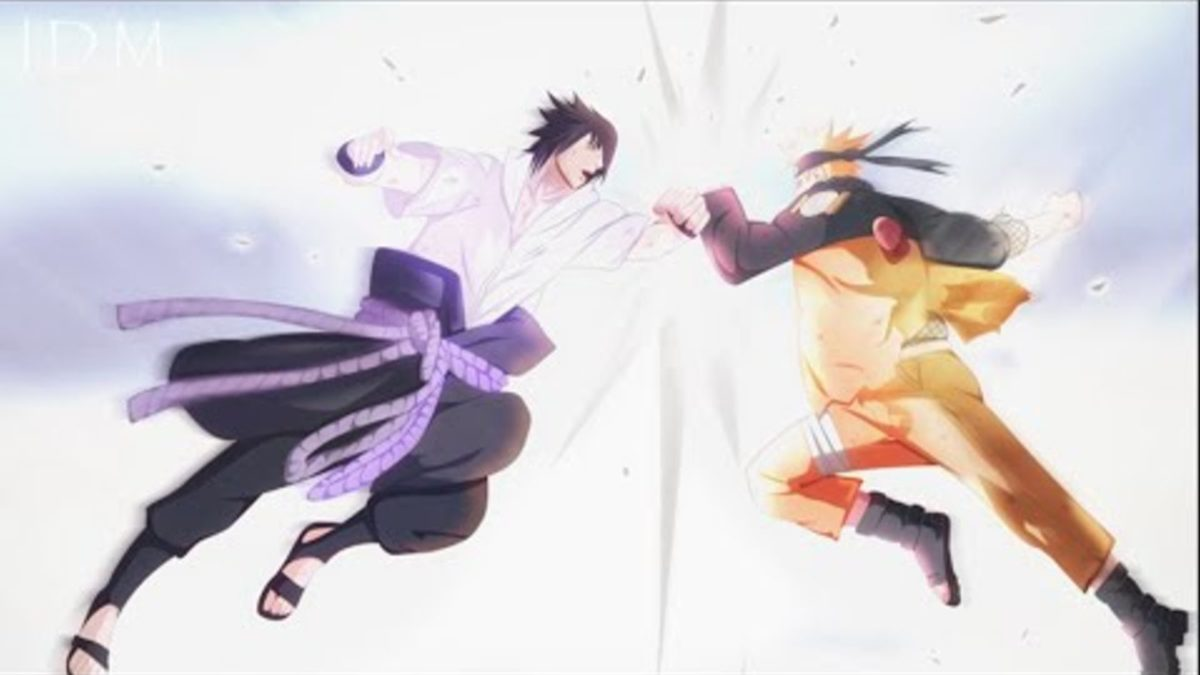 Naruto Vs Sasuke Final Fight 2017 Final Battle A Hda