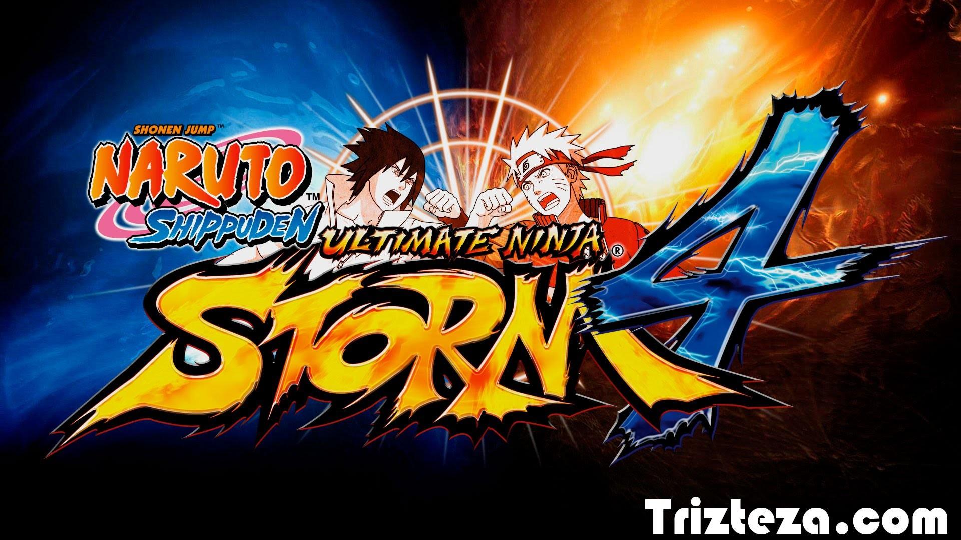 Naruto Vs Sasuke Luta Final – Naruto Ultimate Ninja Storm 4 PC