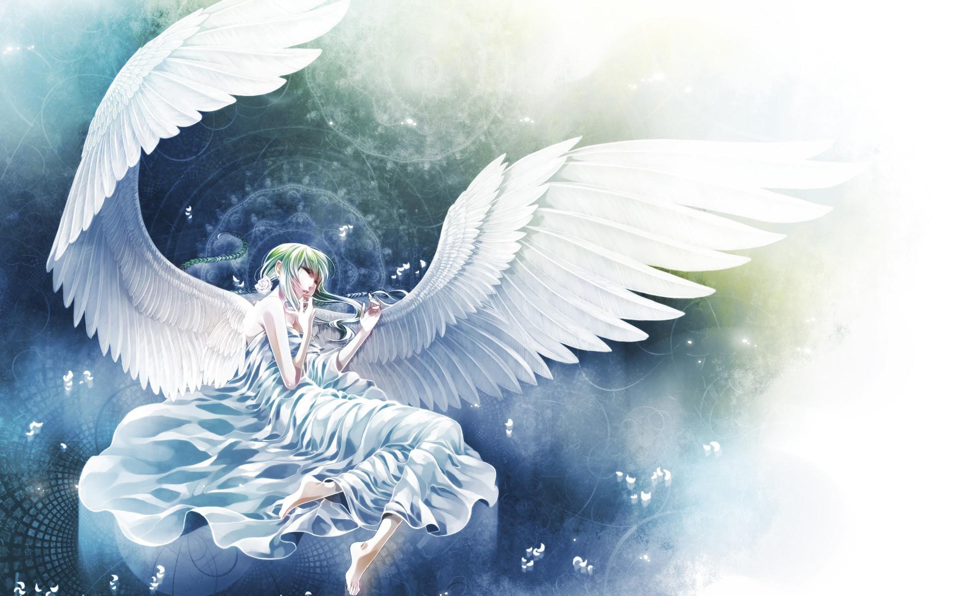 Anime – Angel Wallpaper