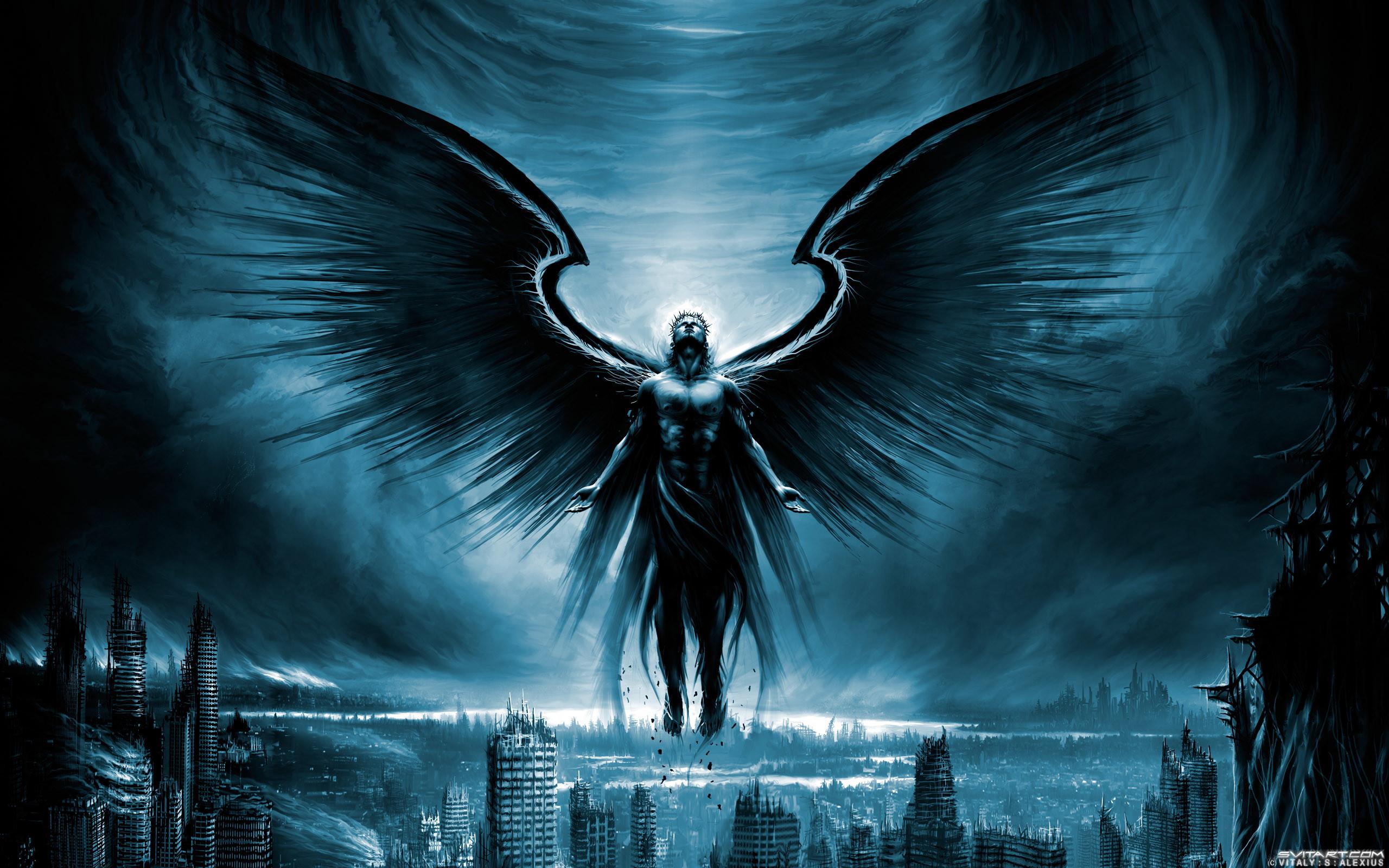 Angel wallpapers widescreen