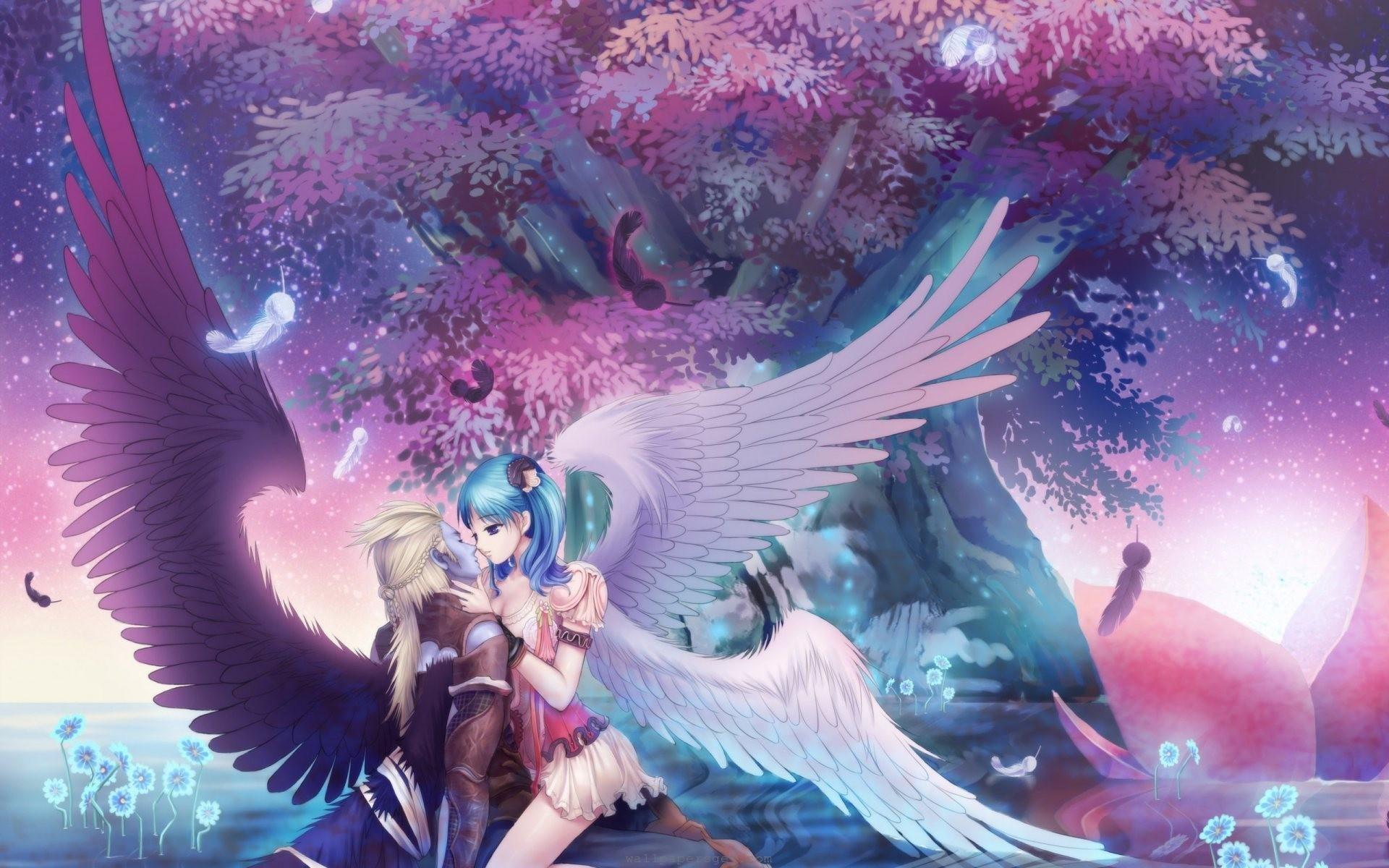 Anime Angel Wallpaper Photo
