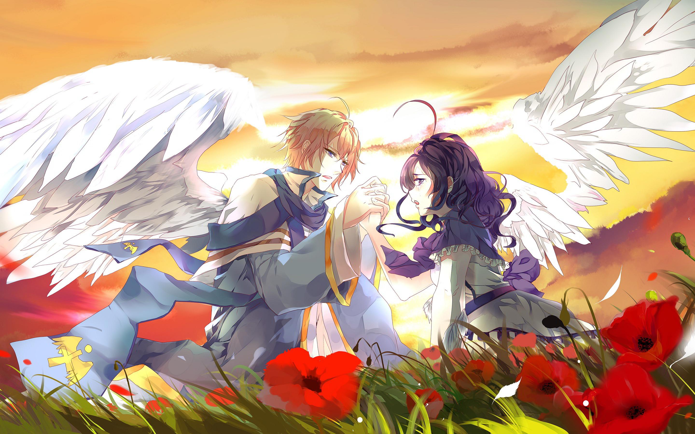 2227 Angel boy girl