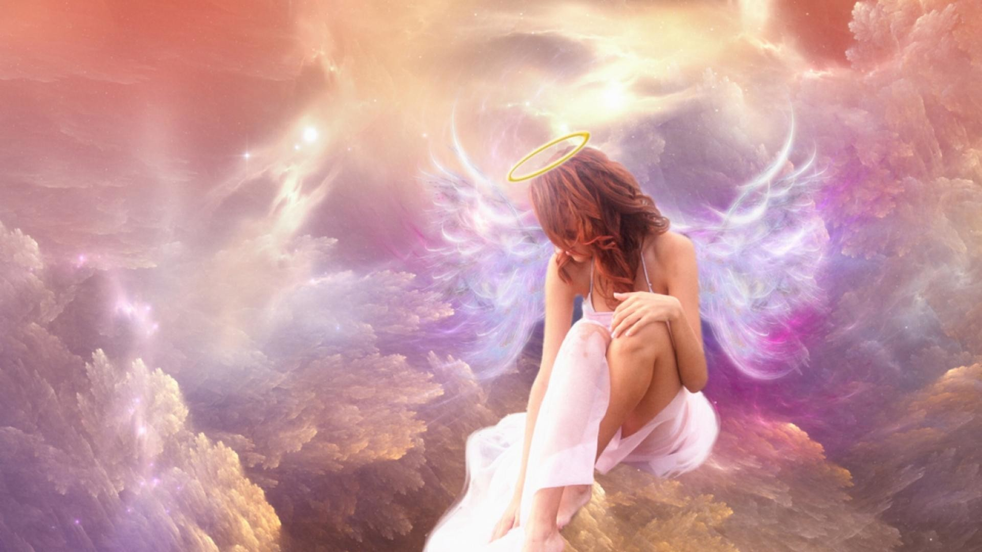 Fantasy Angel Wallpaper Free