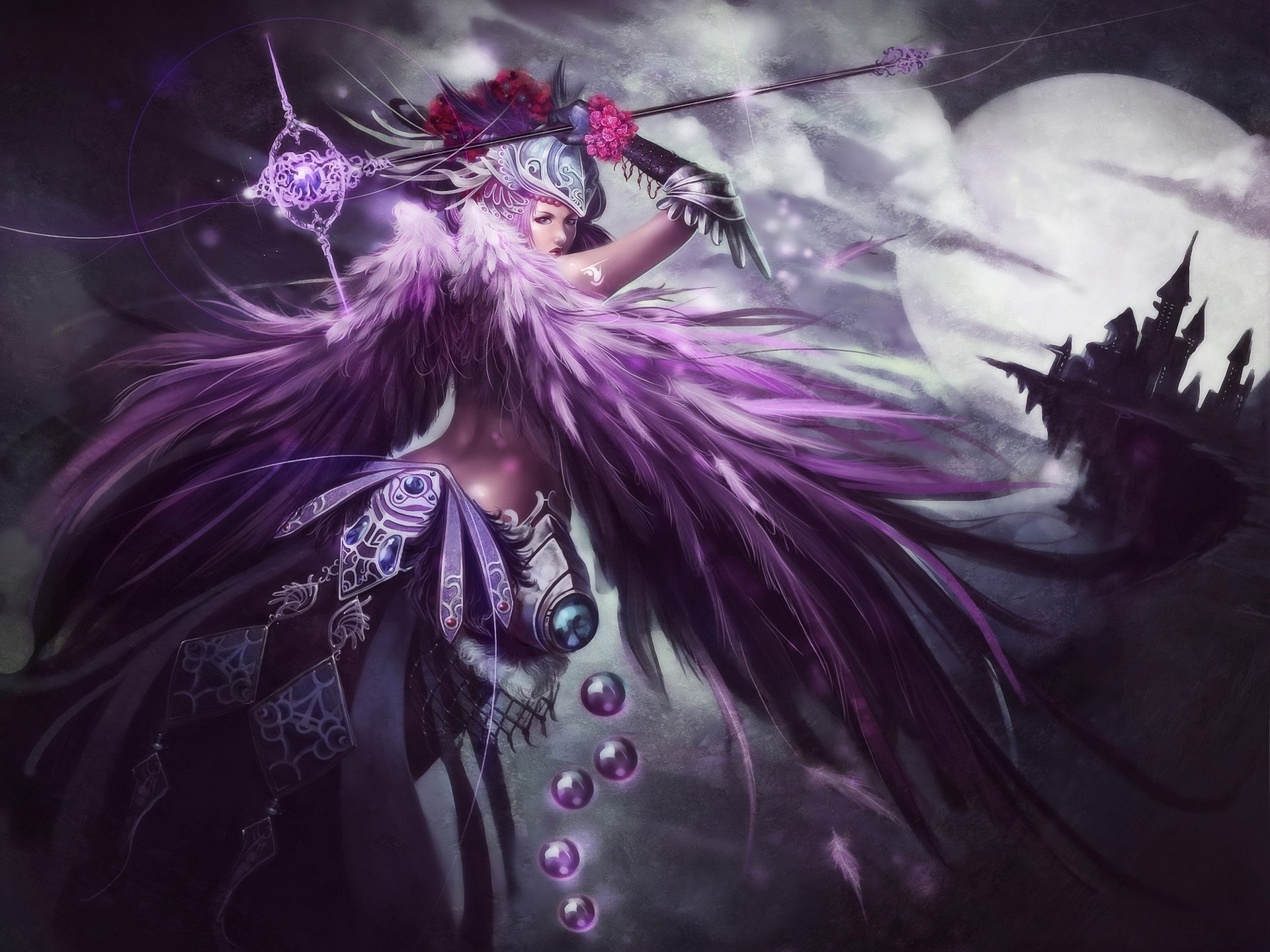 Video Game – Aion Wallpaper