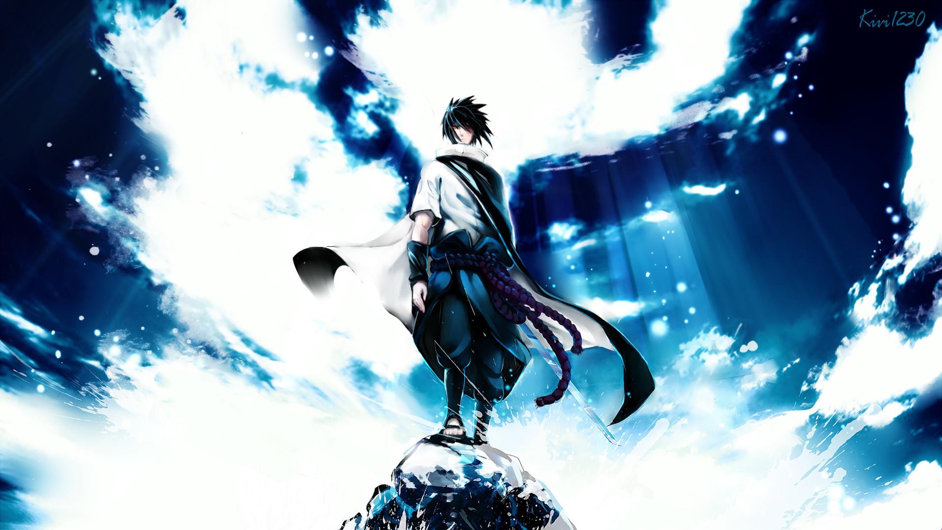 Naruto Uchiha Sasuke Manga hd wallpaper by BillGate