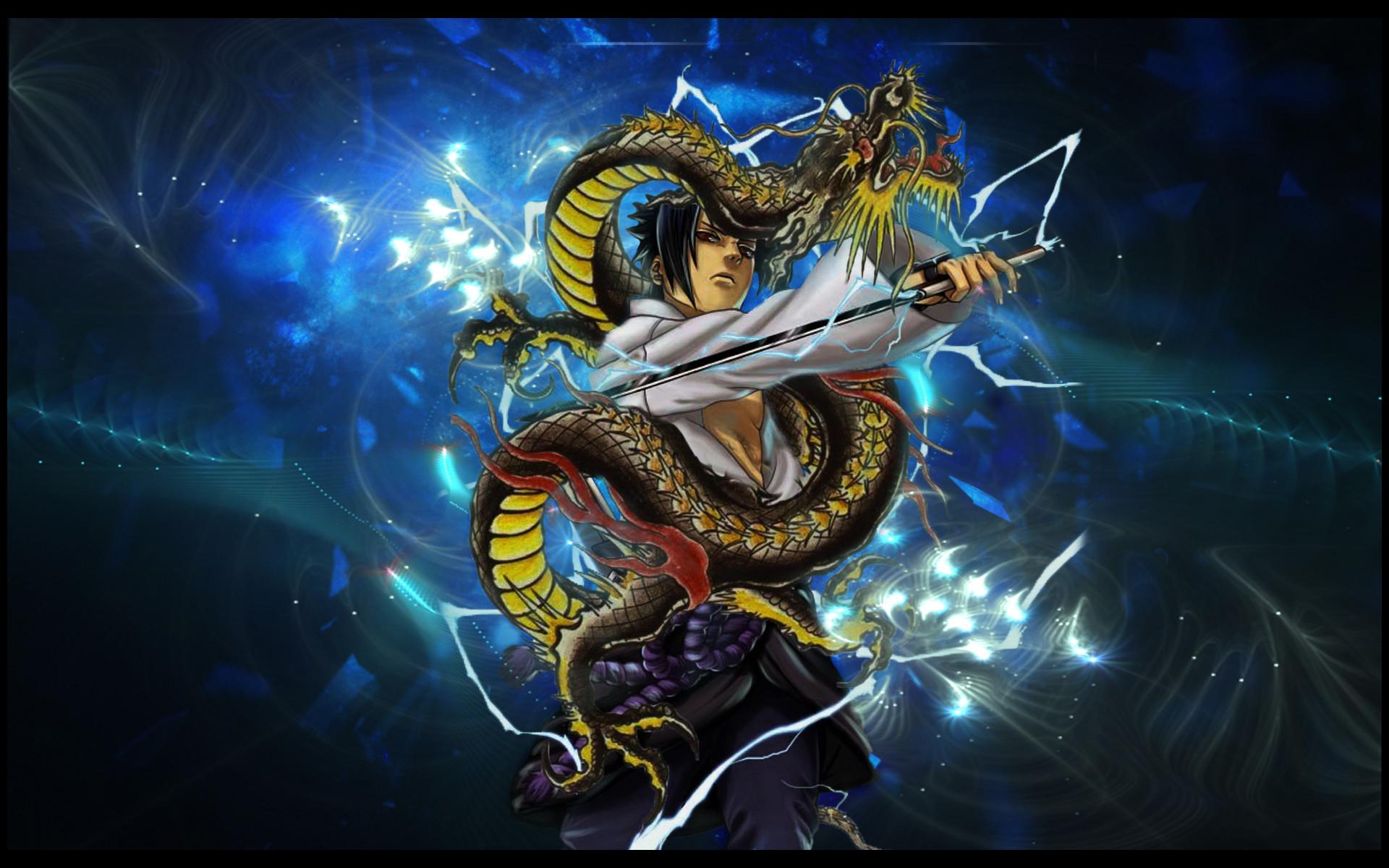 … Sasuke Uchiha – Naruto