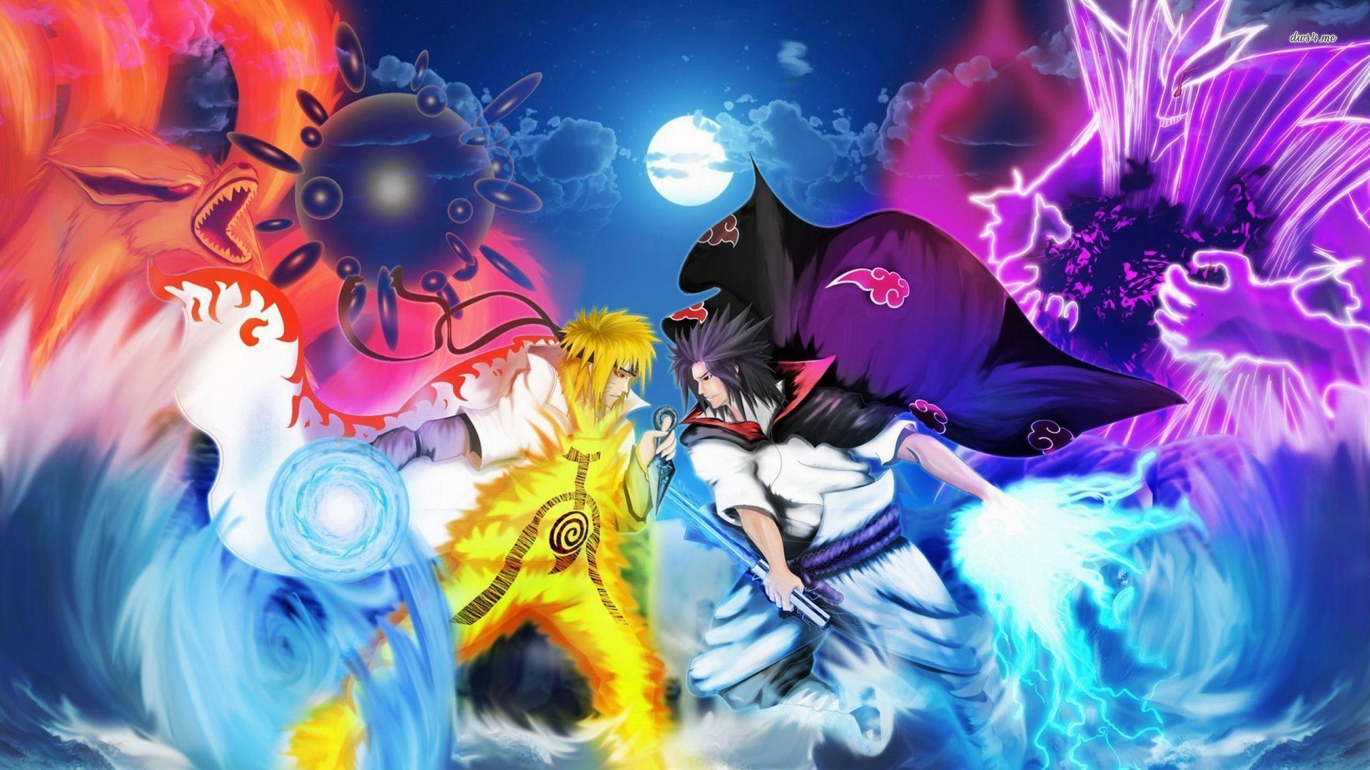 Naruto-Vs-Sasuke-Wallpapers