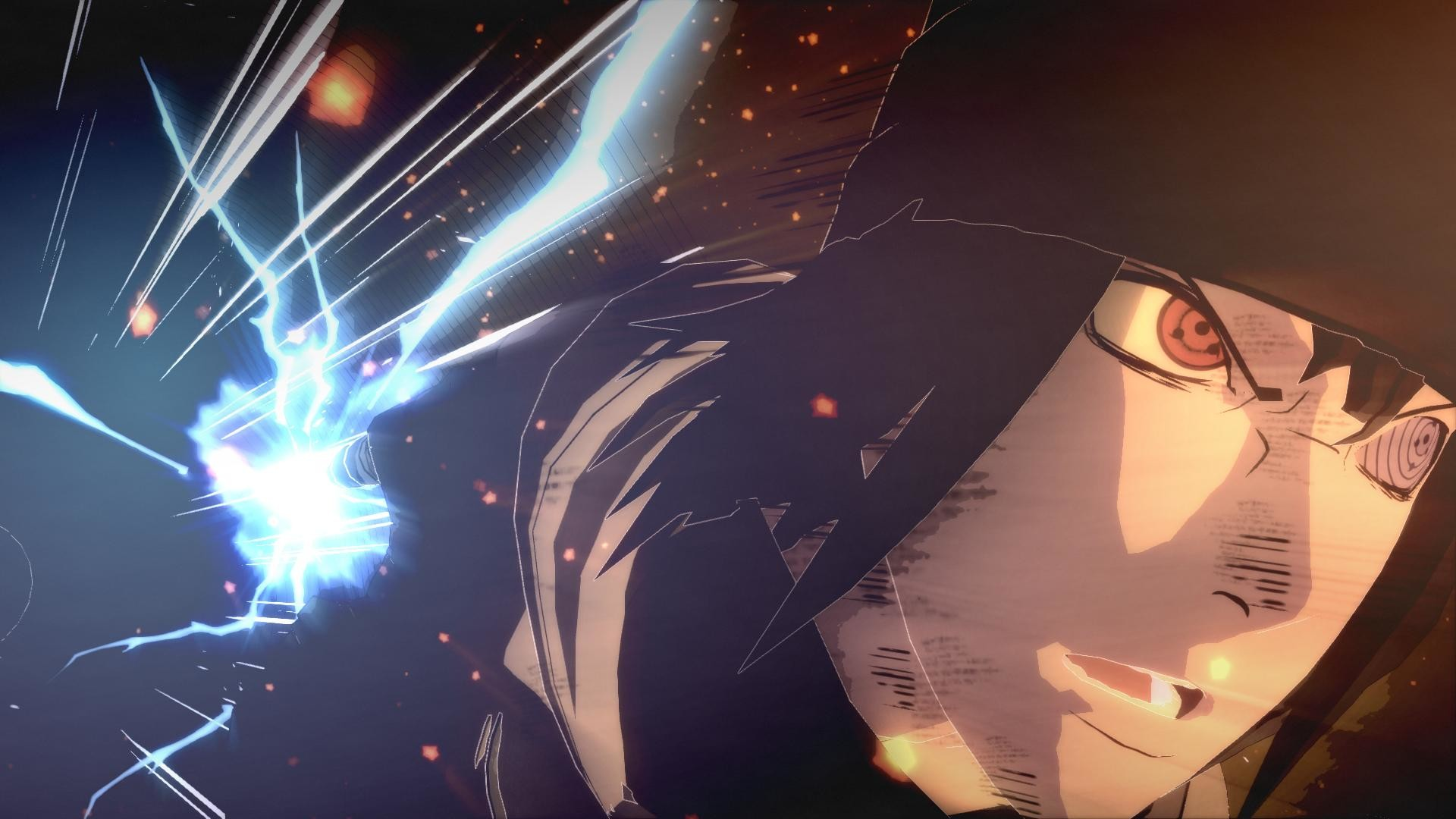 Video Game – Naruto Shippuden: Ultimate Ninja Storm 4 Sasuke Uchiha  Wallpaper