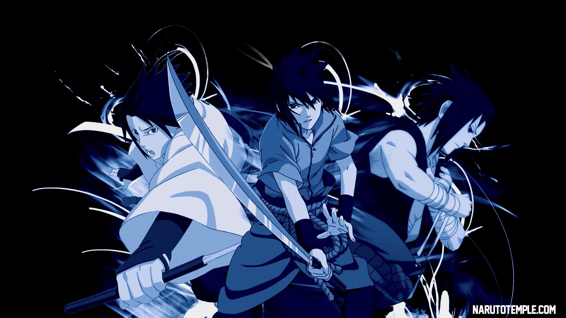 Sasuke fond ecran hd