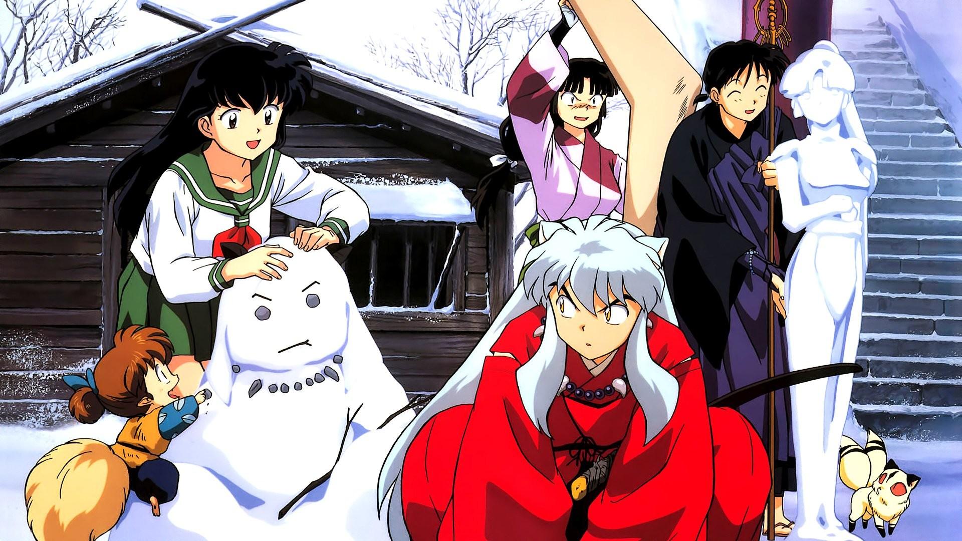 HD Wallpaper | Background ID:652644. Anime InuYasha