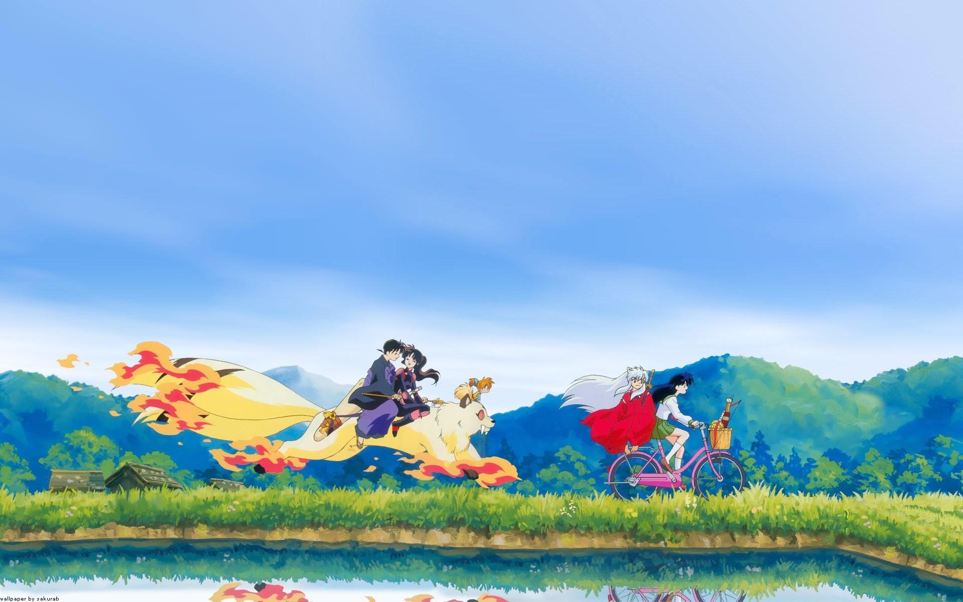 Anime – InuYasha Wallpaper