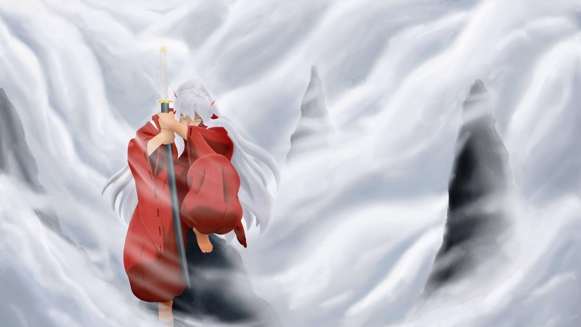 Inuyasha 1080p Anime Image.