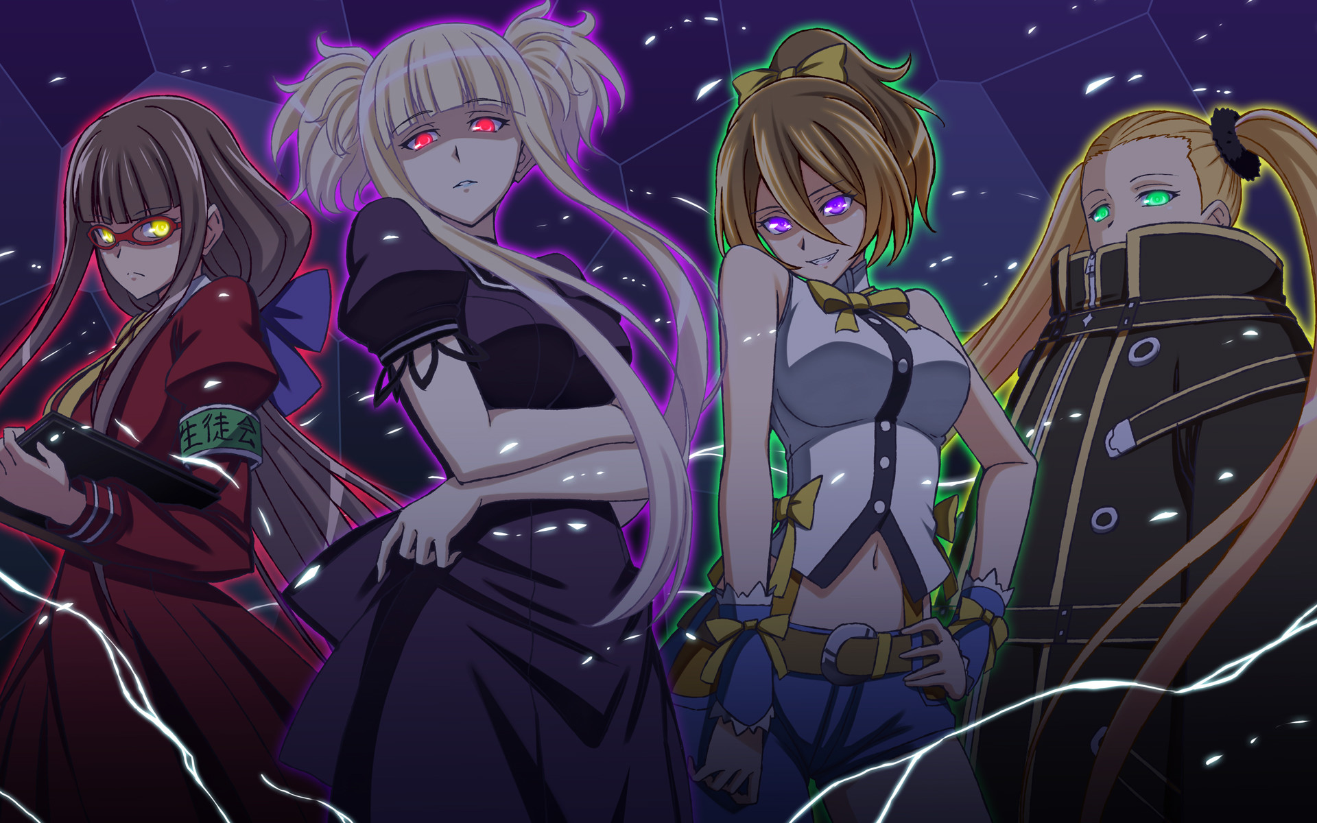8 Haruna (Arpeggio Of Blue Steel) HD Wallpapers | Backgrounds – Wallpaper  Abyss