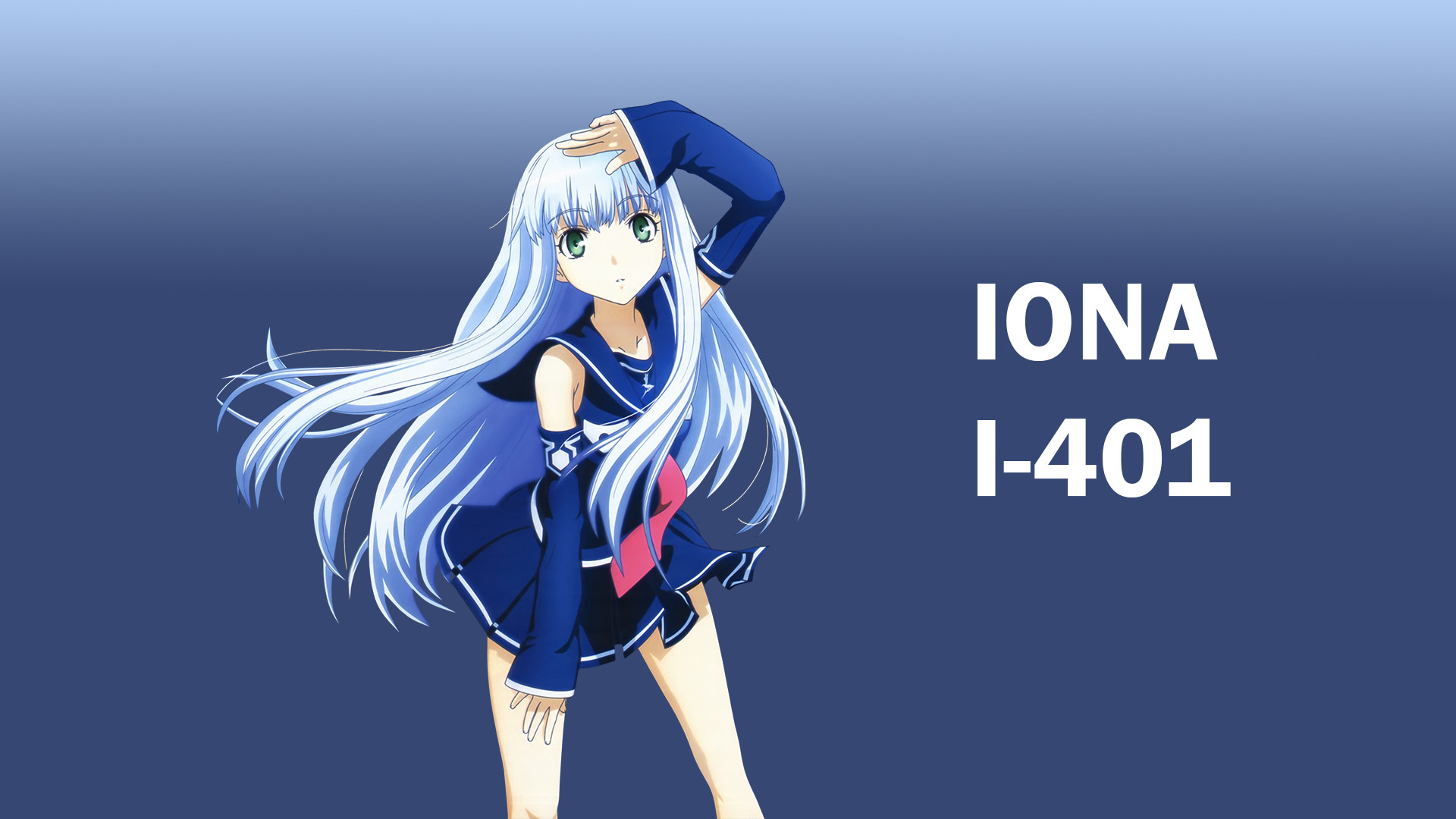 Iona, Arpeggio Of Blue Steel, Aoki Hagane No Arpeggio Wallpapers HD /  Desktop and Mobile Backgrounds