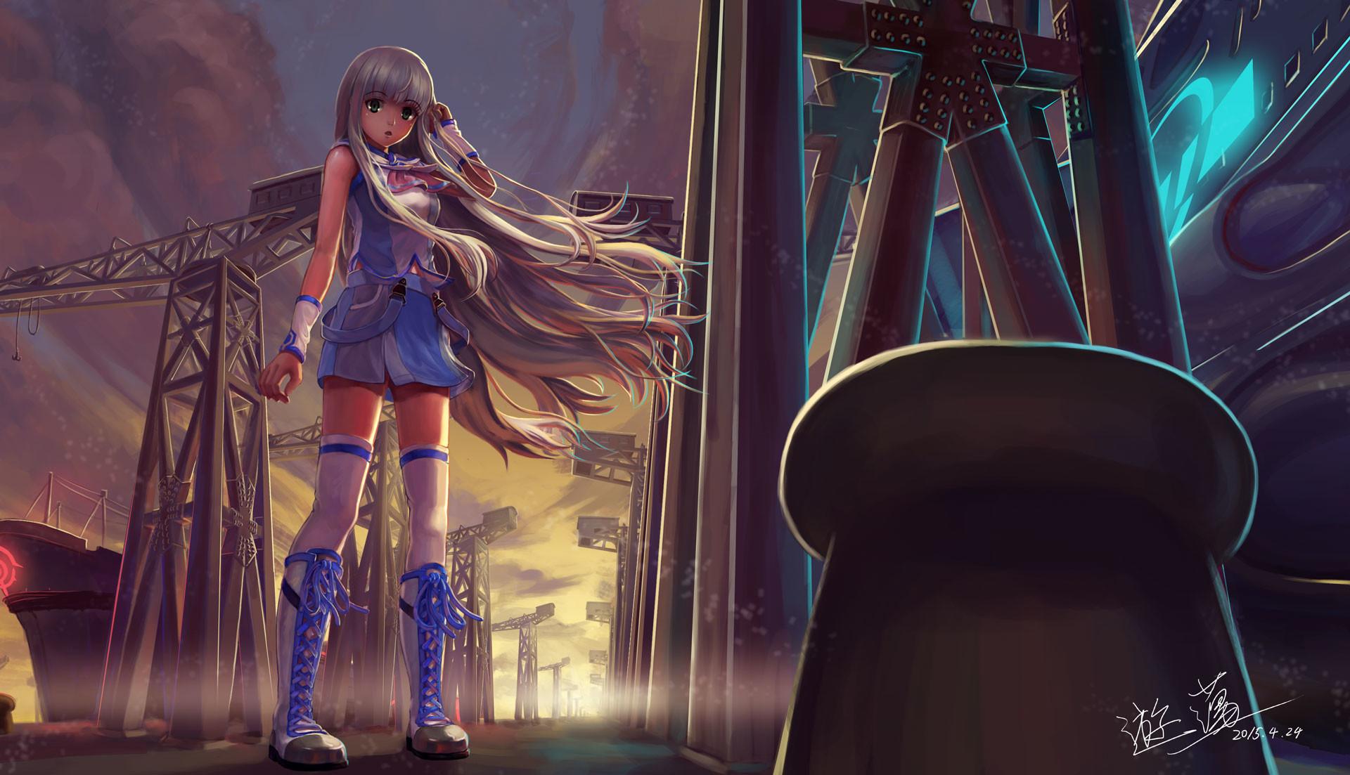 Anime – Arpeggio of Blue Steel Iona (Arpeggio Of Blue Steel) Wallpaper