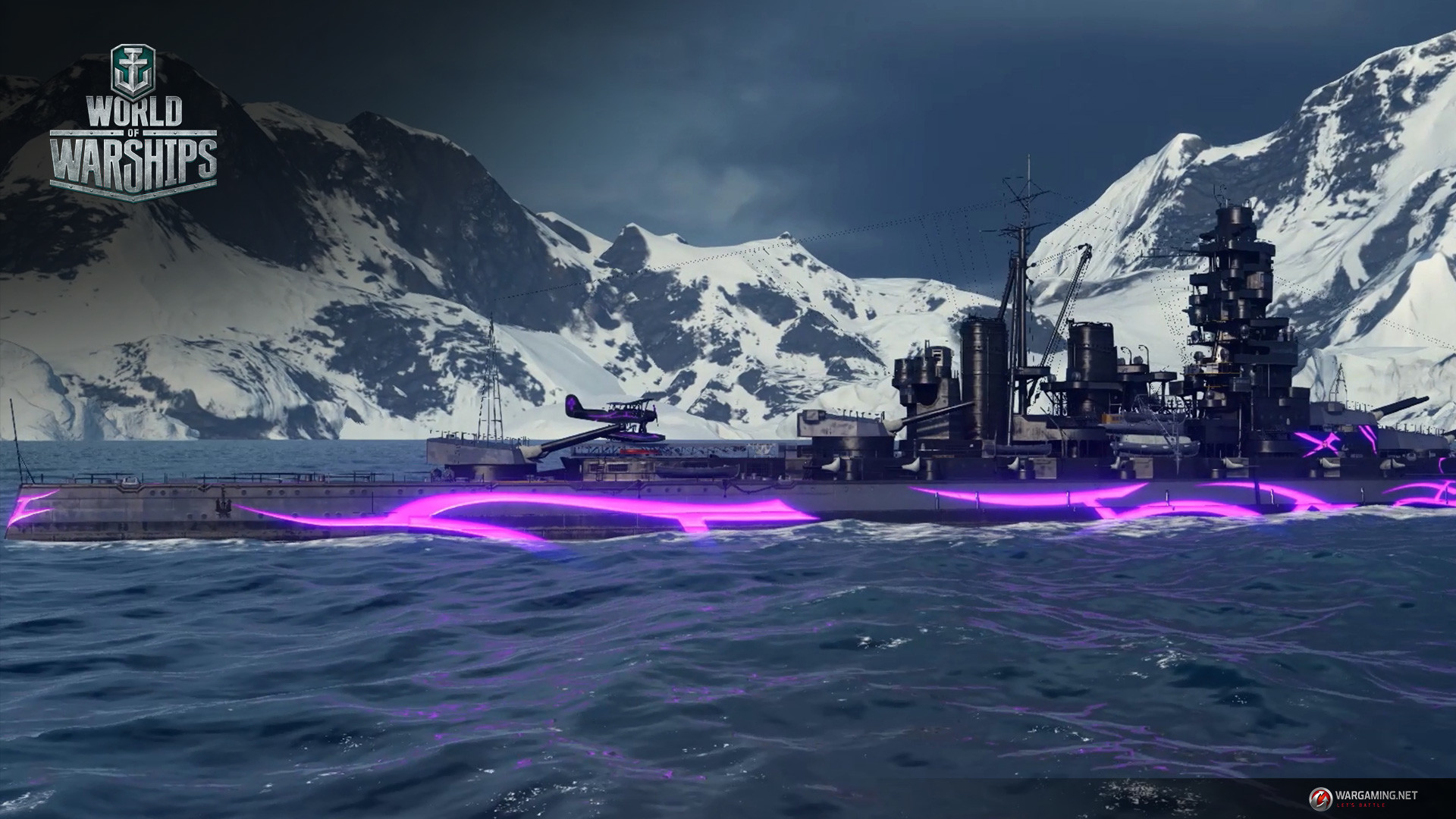 World of Warships is part of the Wargaming suite of unified free-to-play  battle games.