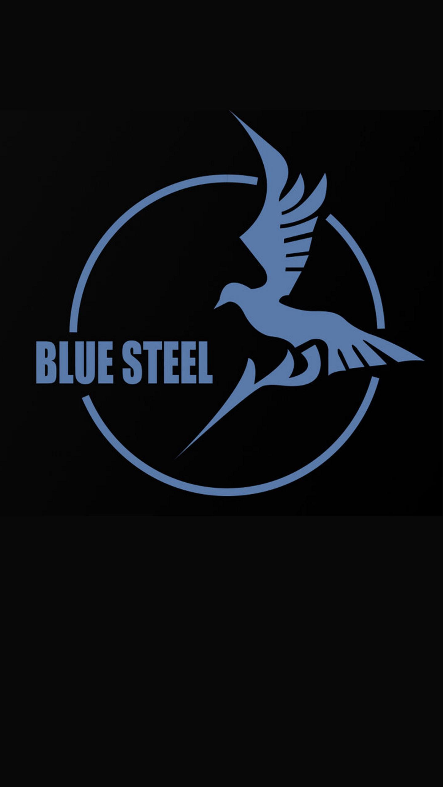 The Arpeggio of Blue Steel Logo …