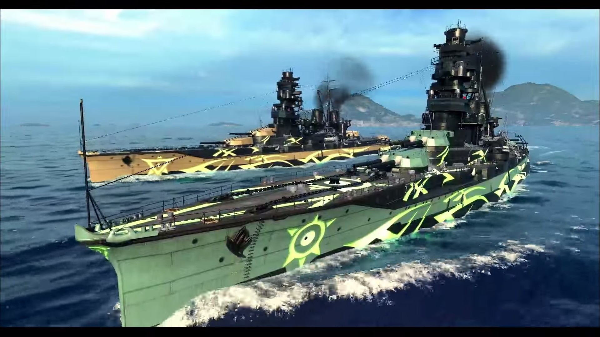 I'm neither a World of Warships player nor an Arpeggio of Blue Steel fan,  but the crossover looks fairly interesting to me. I'm not sure if we'll be  seeing …