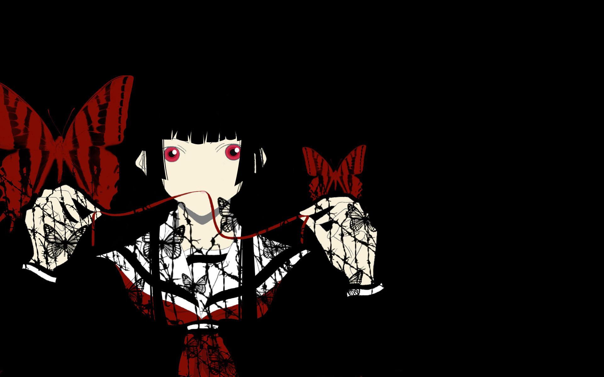 Anime – Jigoku Shōjo Bakgrund