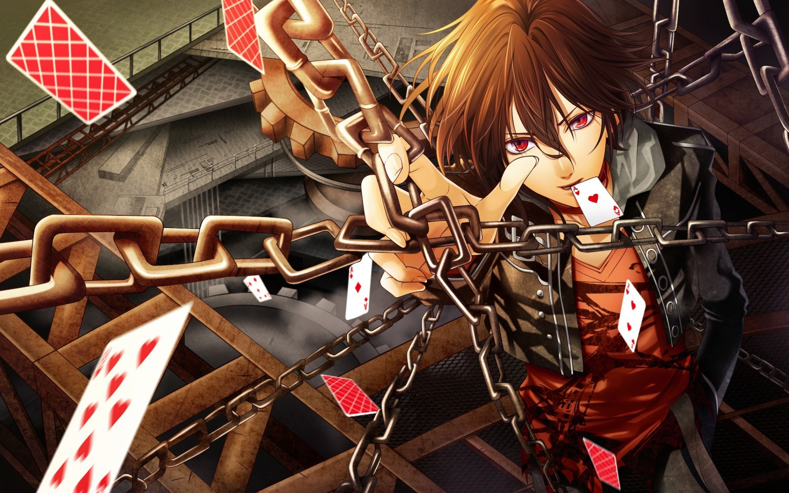 anime red HD – Google Search