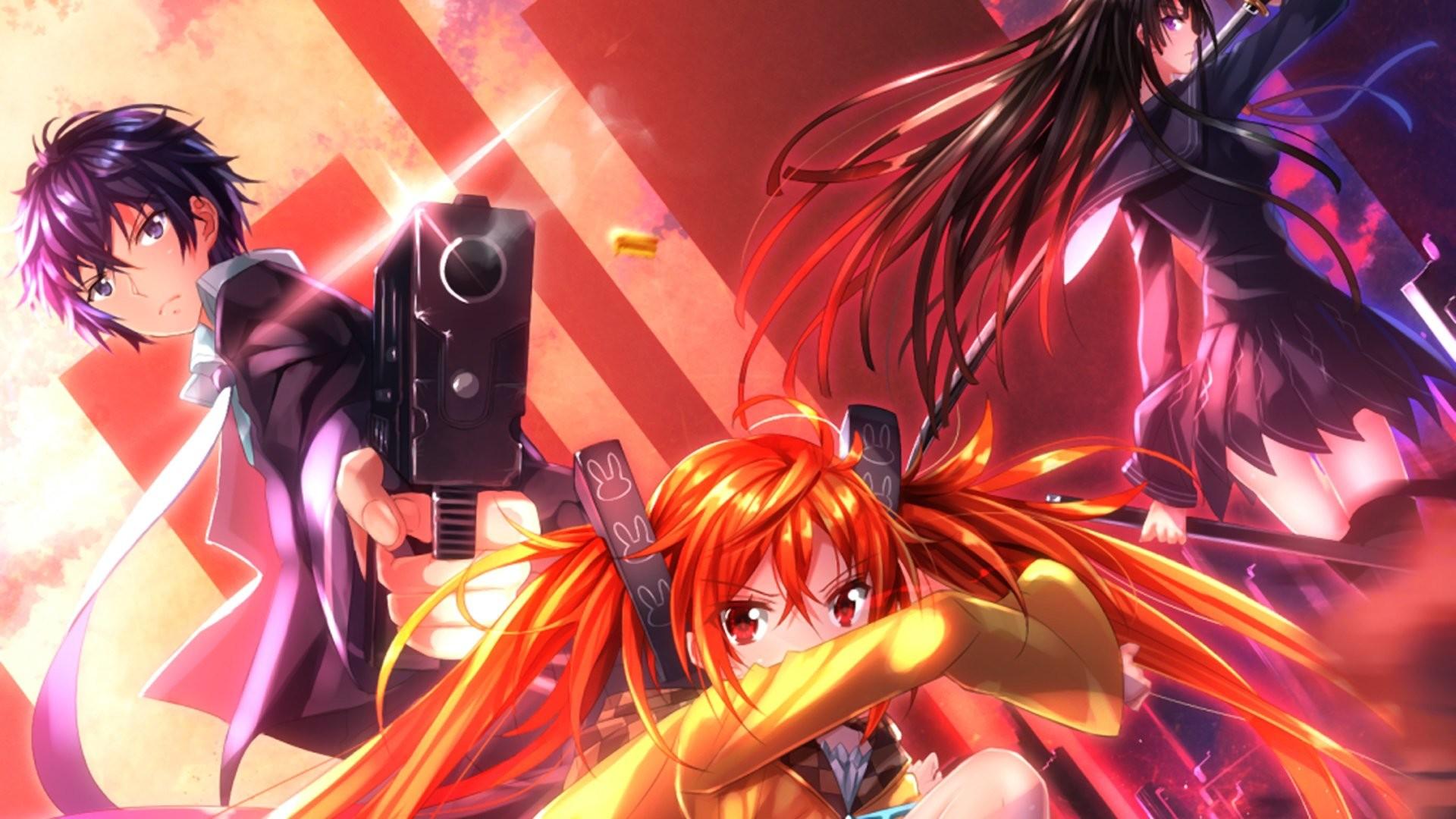 HD Wallpaper   Background ID:534932. Anime Black Bullet