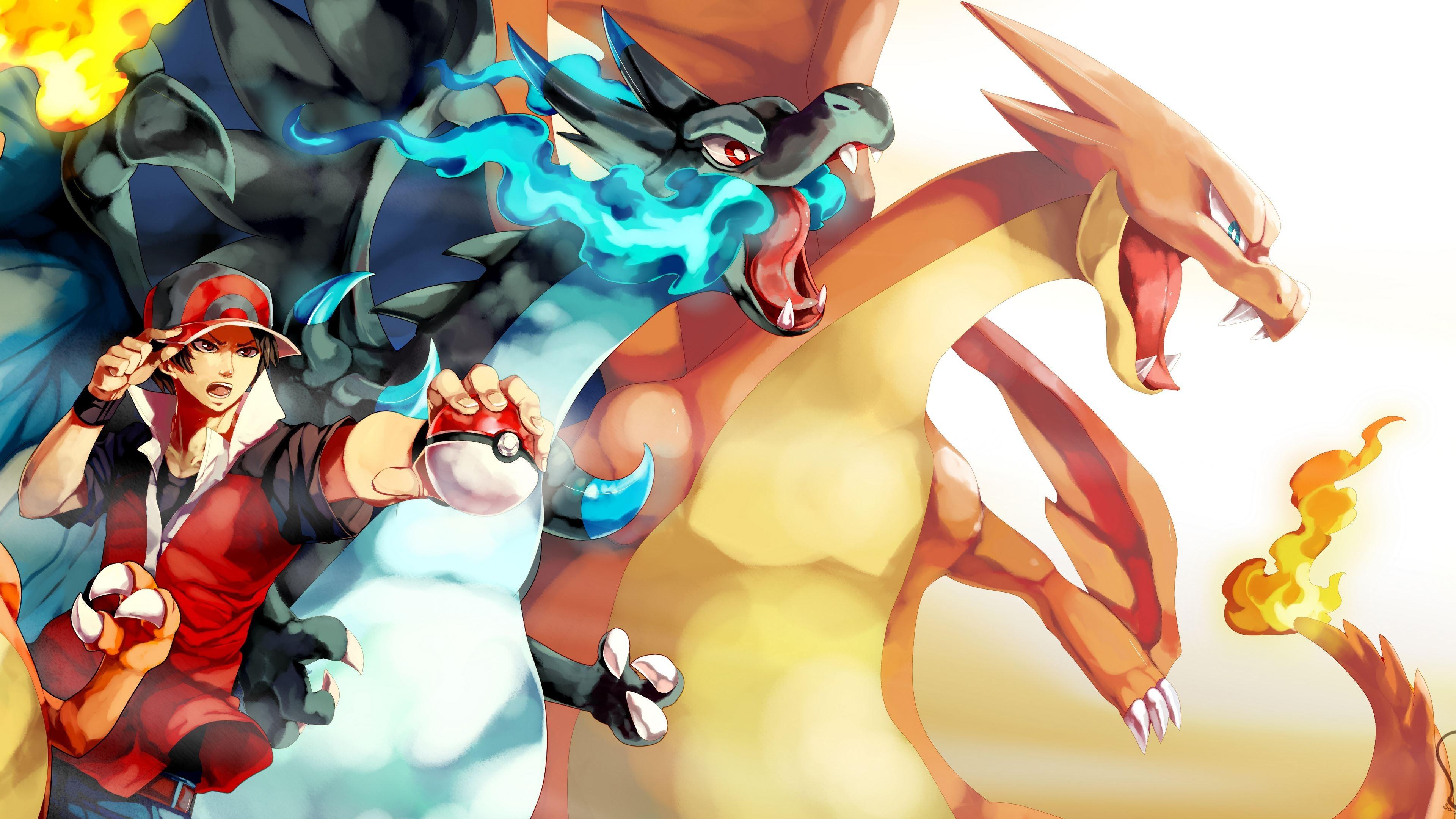 Pokemon Charizard Hd Desktop Backgrounds