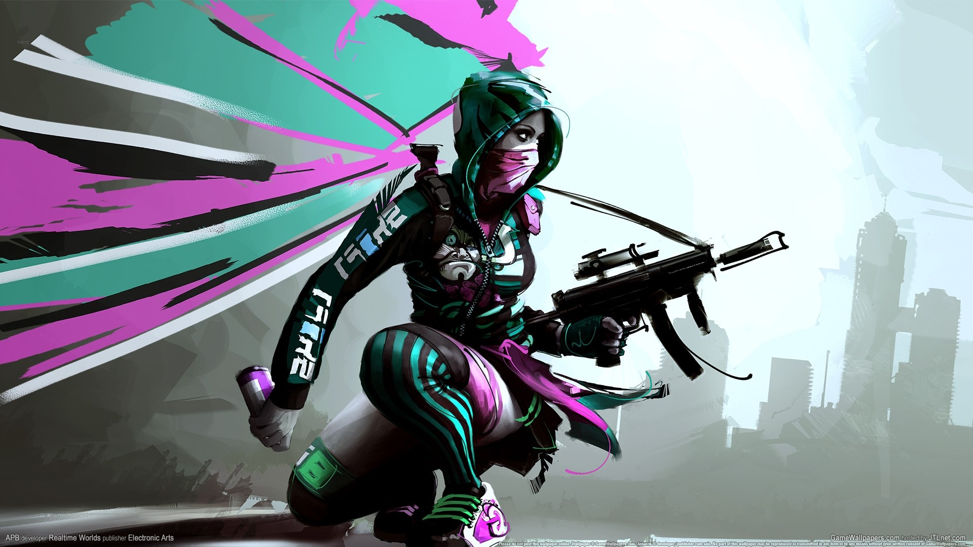 Paint Assassin Wallpapers, Spray Paint Assassin Myspace Backgrounds .