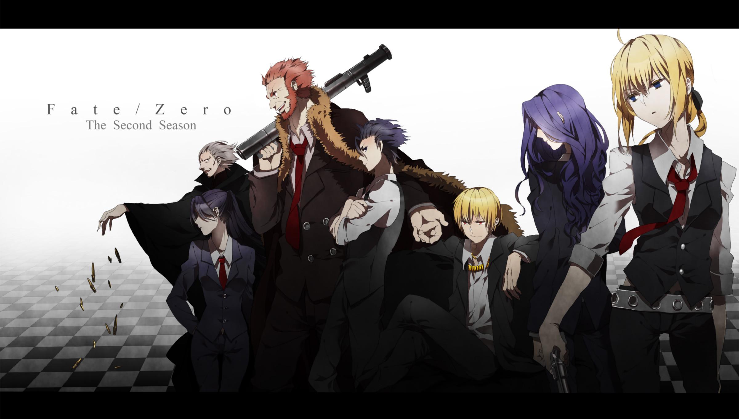 Fate/zero · download Fate/zero image