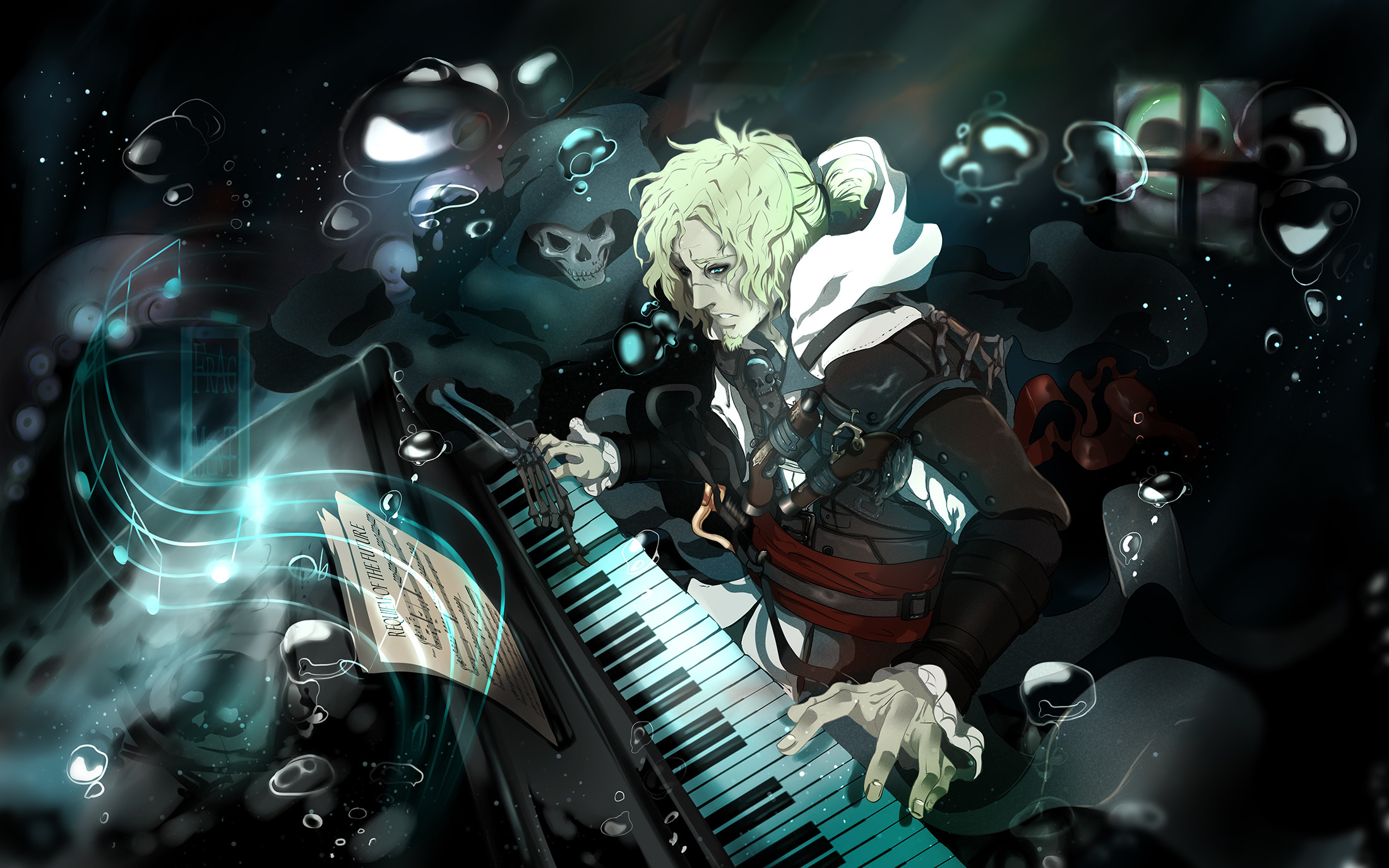 Tags: Anime, IFrAgMenTIx (Luki), Assassin's Creed IV: Black Flag,