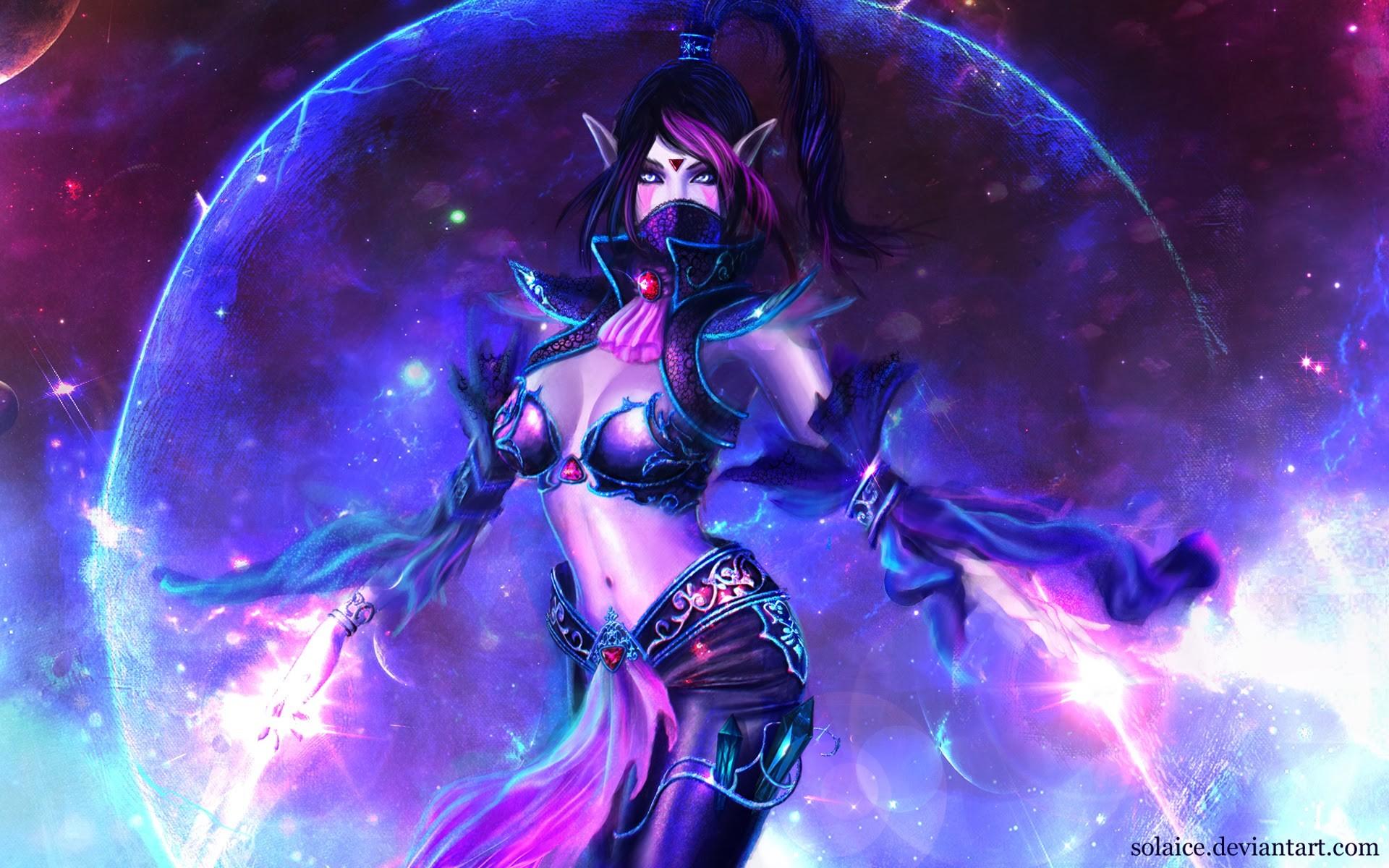 lanaya templar assassin dota 2 wallpaper hd defense of the ancients 2 game  sexy game girl