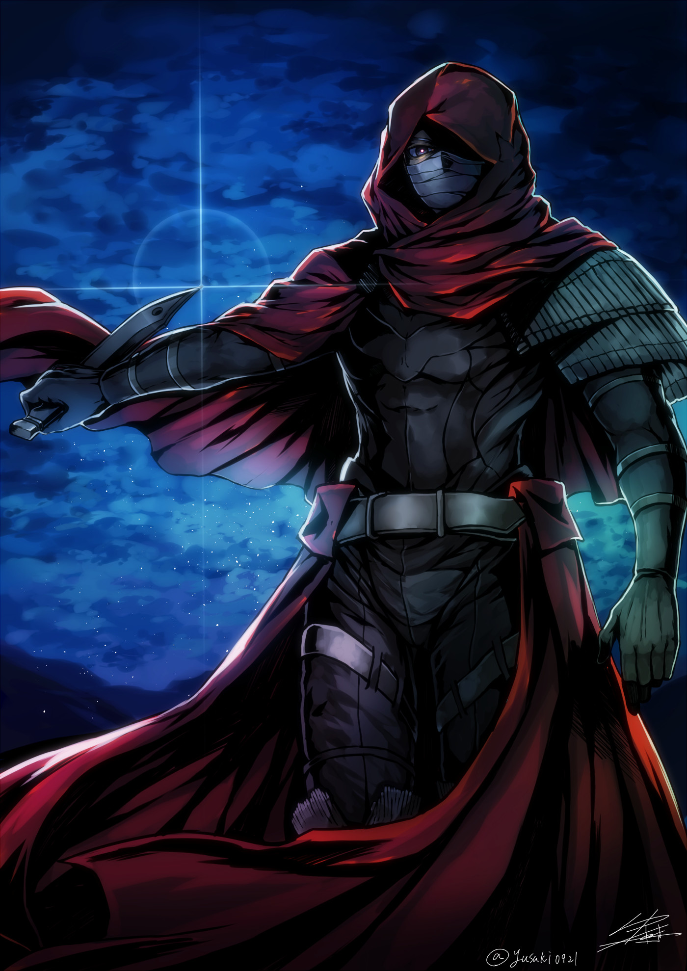 Tags: Anime, Rurunana, Fate/Grand Order, Assassin (Emiya Kiritsugu)