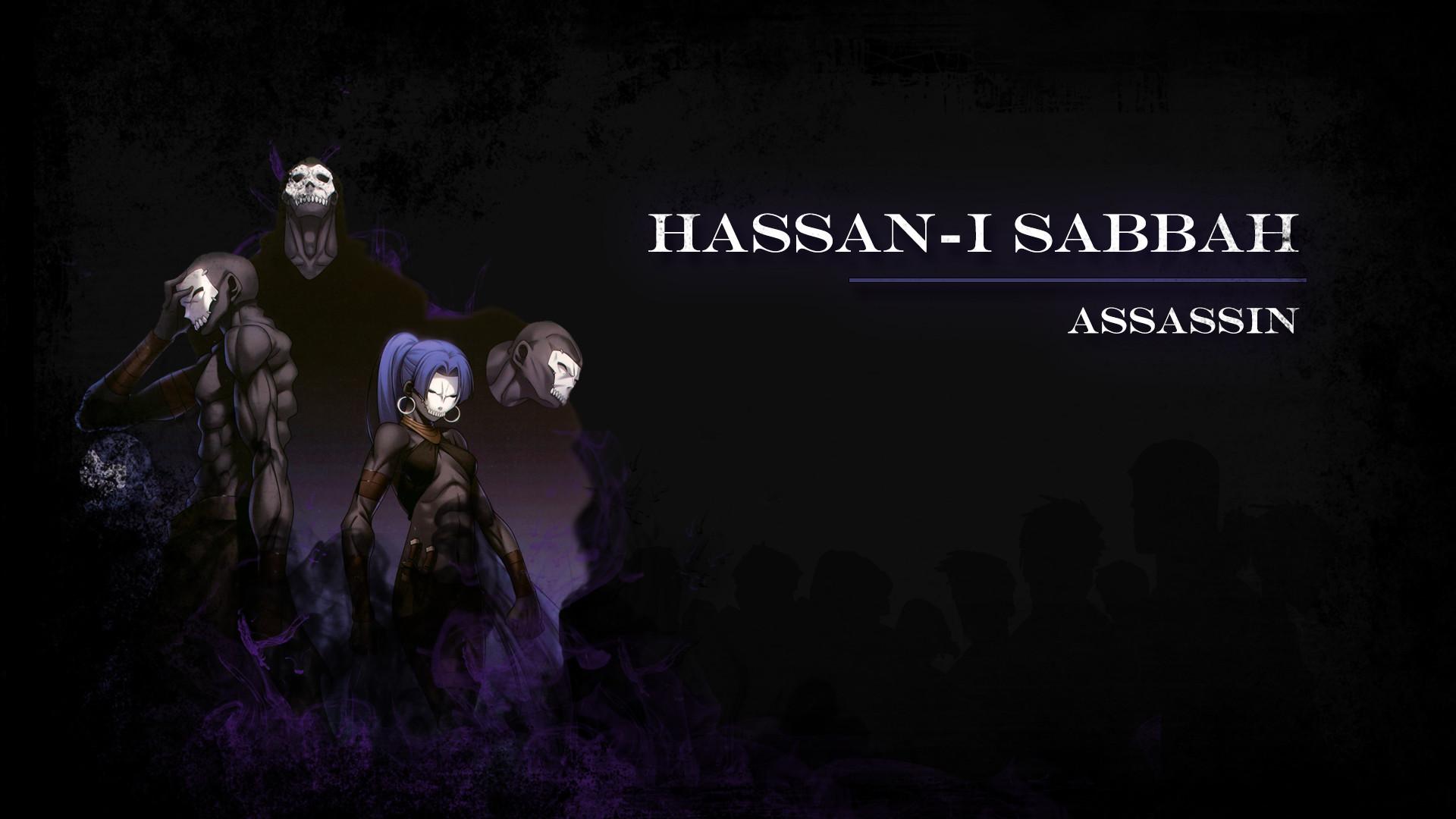Anime – Fate/Zero Assassin (Fate/Zero) Wallpaper