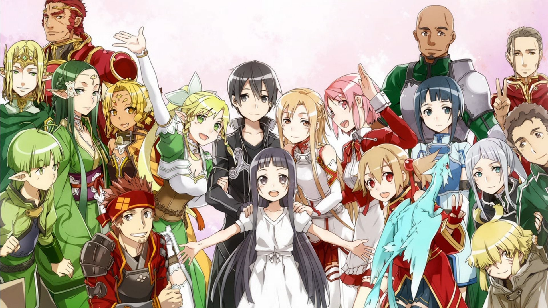 HD Wallpaper | Background ID:336739. Anime Sword Art Online