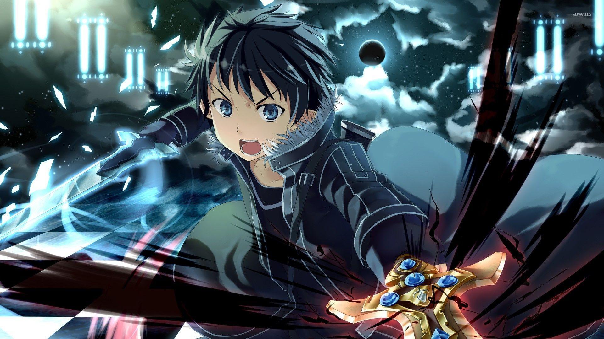 Kirito – Sword Art Online [2] wallpaper jpg