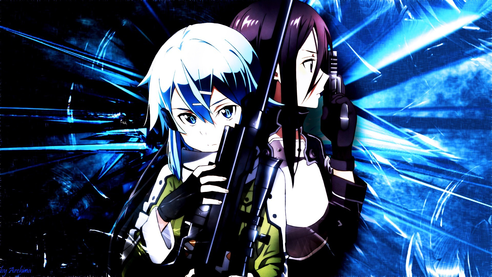 Sword Art Online Season 2 Wallpaper
