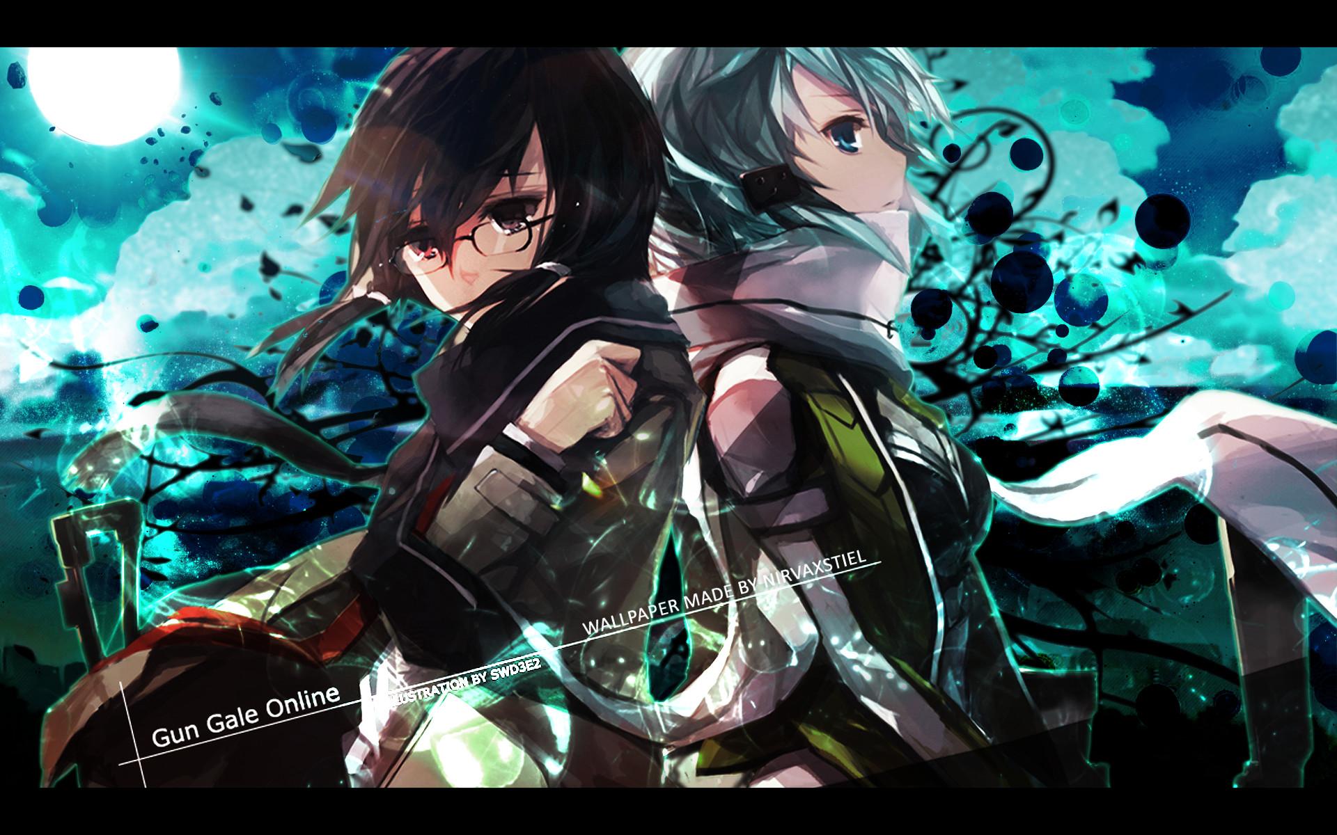 … II Sword Art Online Ordinal Scale Yuna · HD Wallpaper | Background  ID:791751
