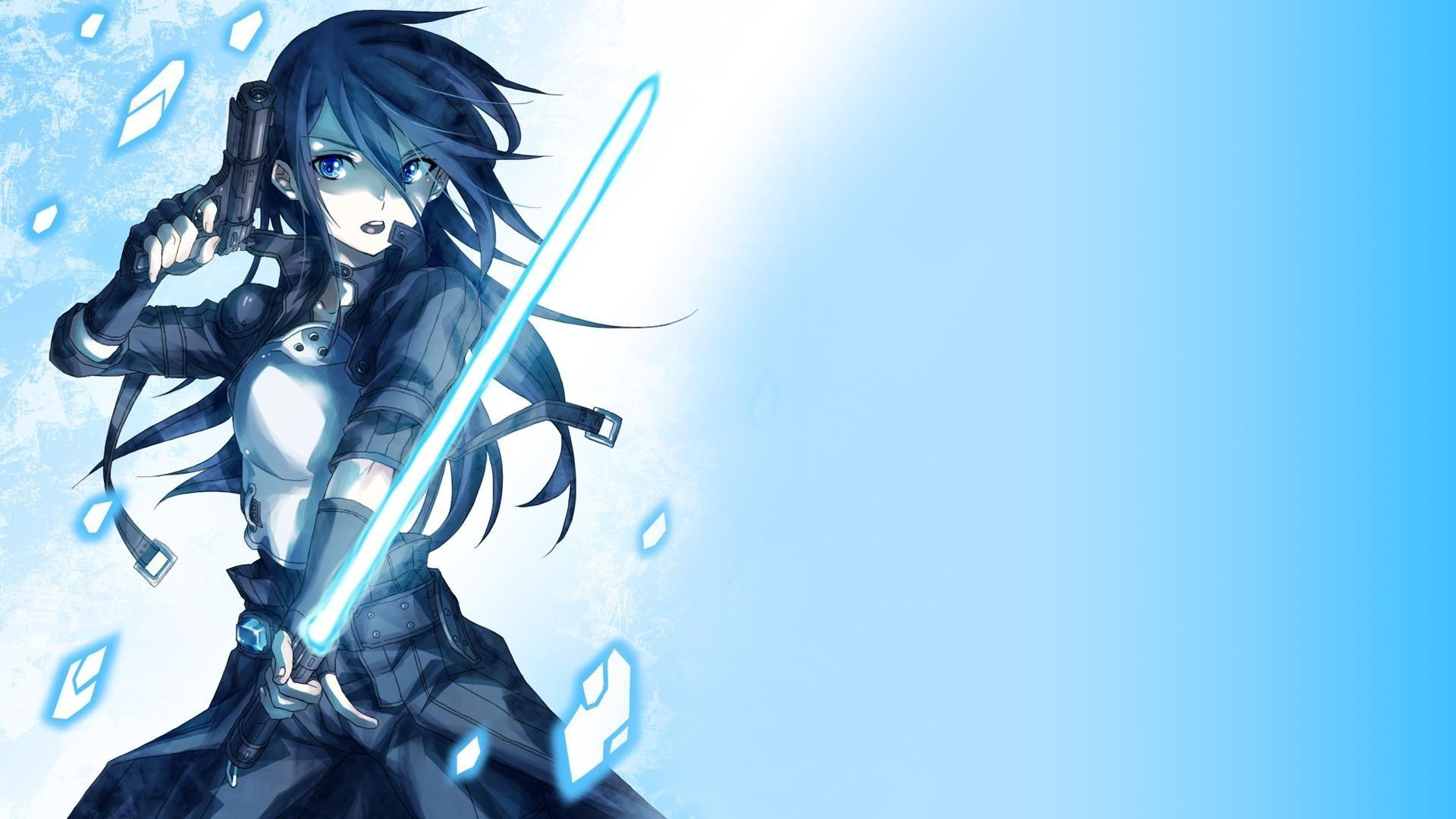anime, Warrior, Sword Art Online, Kirigaya Kazuto Wallpapers HD / Desktop  and Mobile Backgrounds