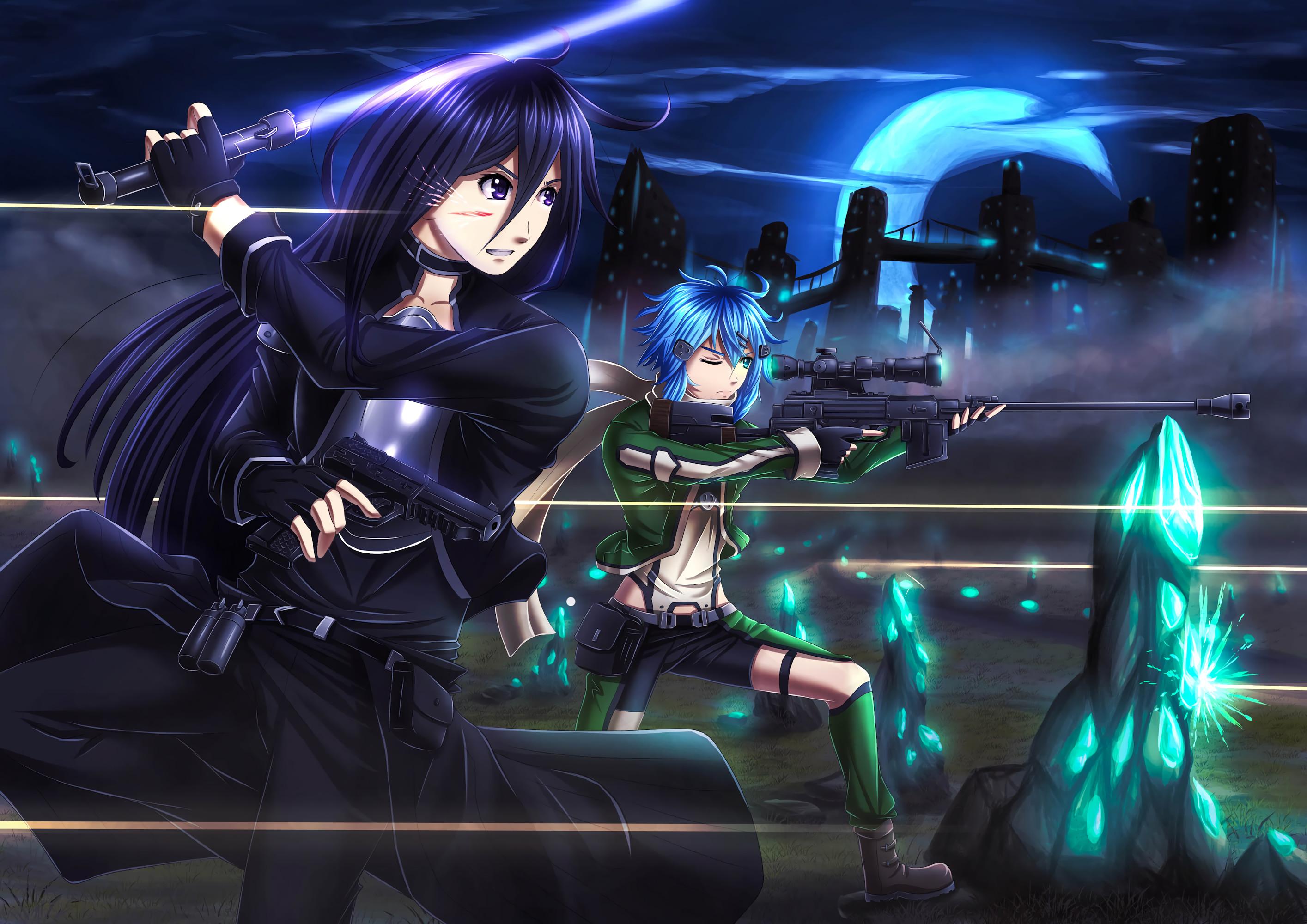 Kazuto Kirigaya Kirito Sword Art Online II · HD Wallpaper | Background  ID:791392