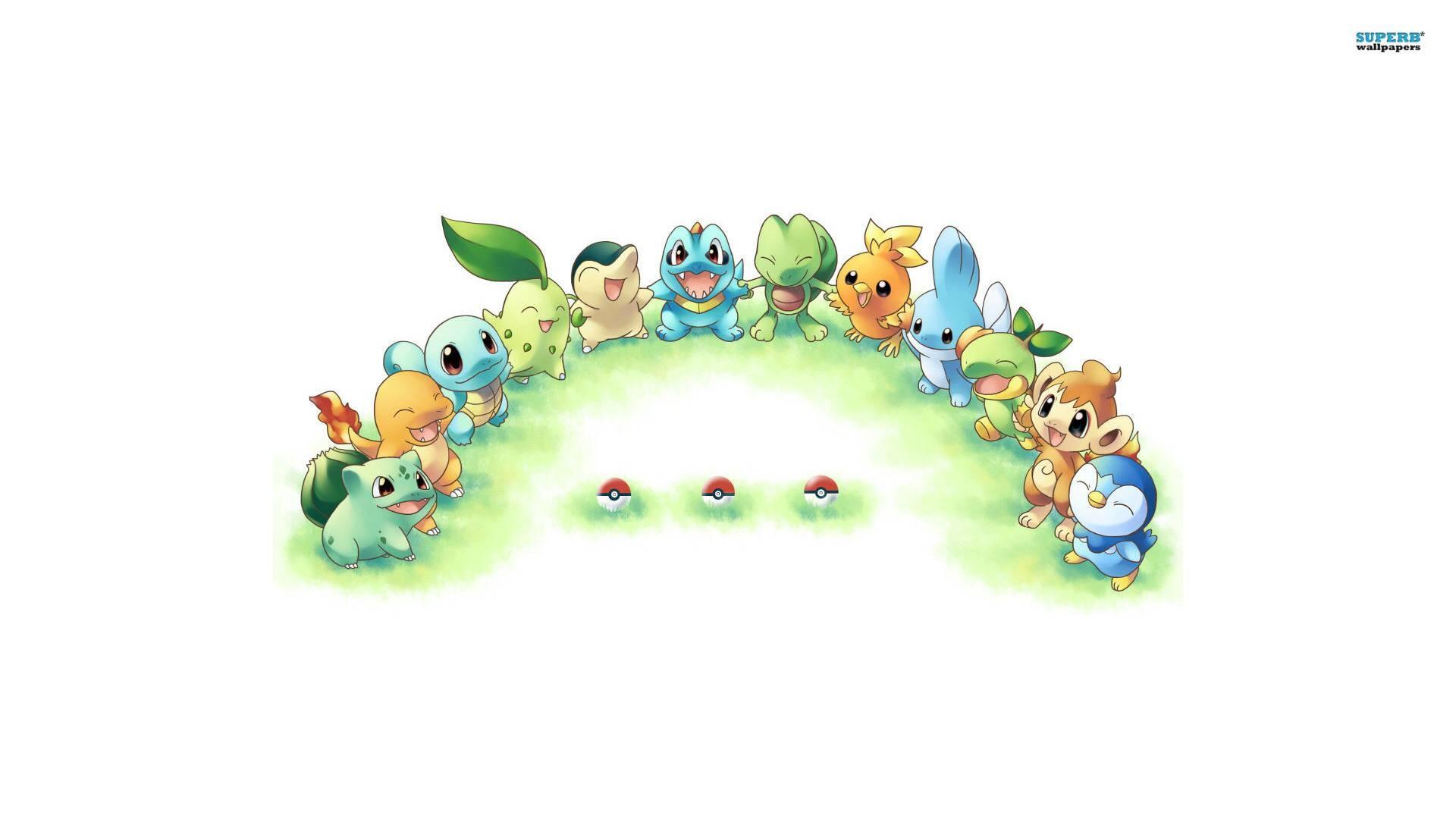 Pokemon Wallpapers Cute – Wallpaper Cave