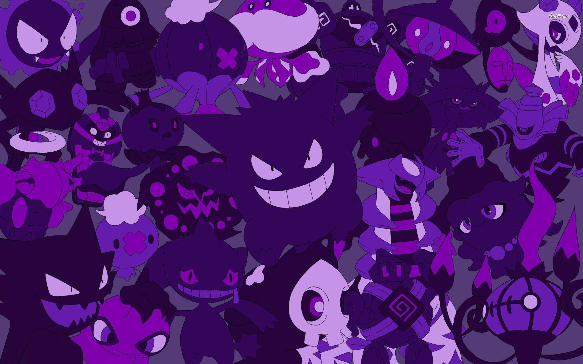 Purple Pokemon Backgrounds