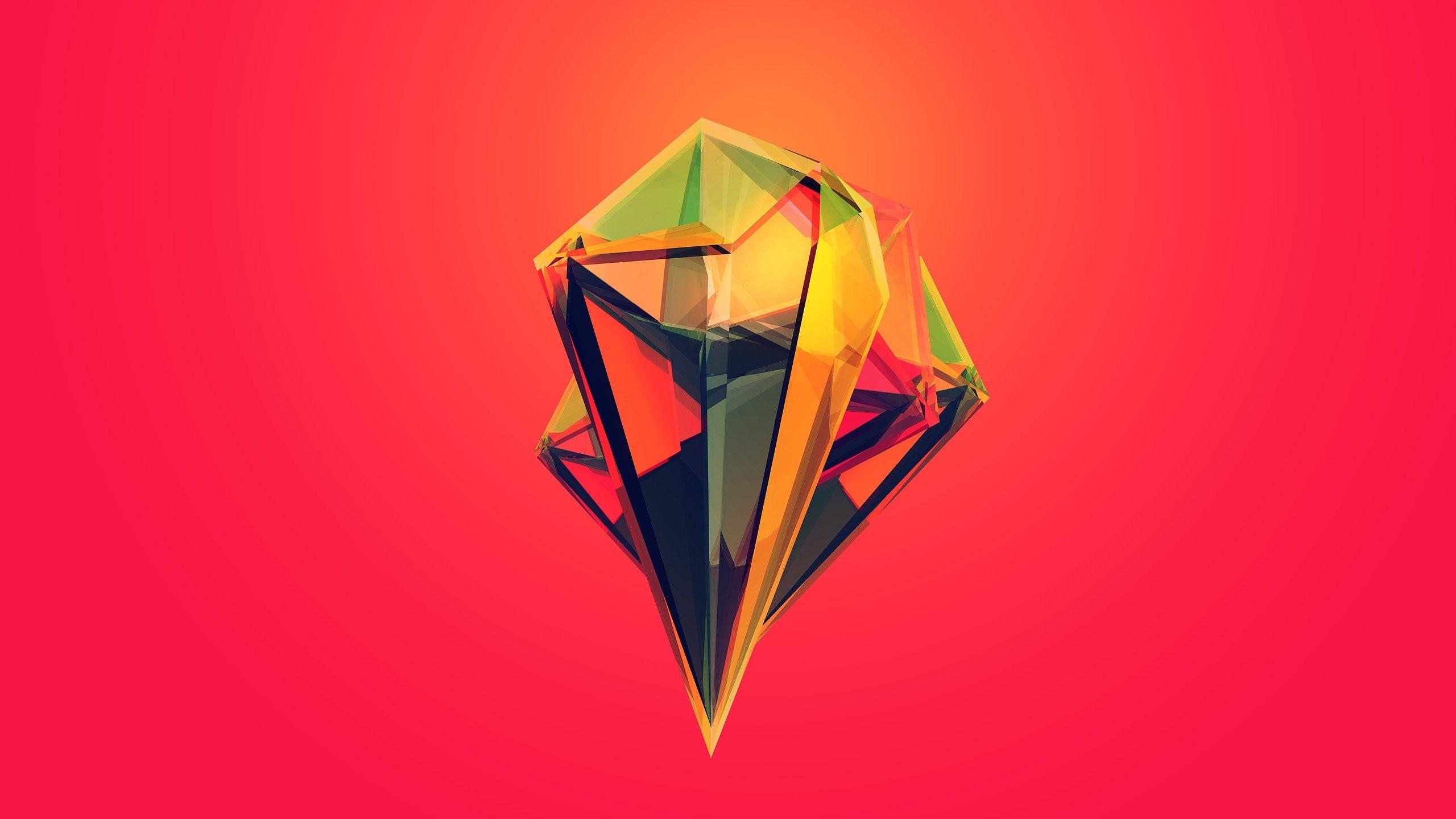 Abstract Digital Art Justin Maller Vectors