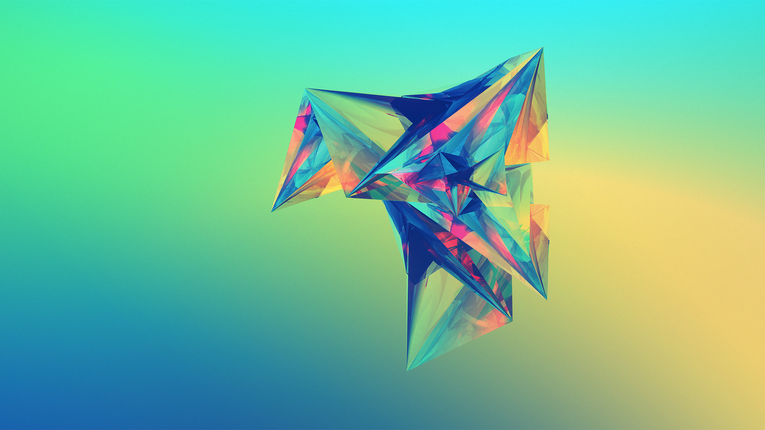Abstract Wallpaper By Justin Maller