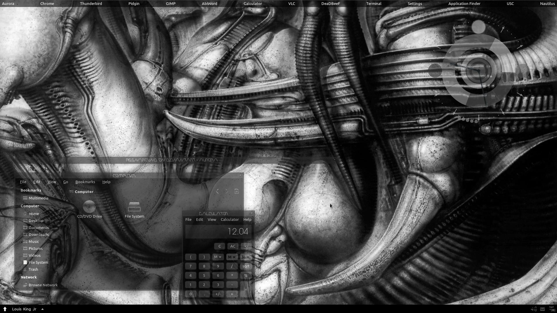 H. R. Giger by pissnaround H. R. Giger by pissnaround