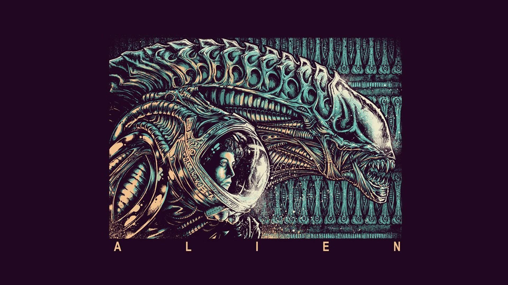 Cool <b>Alien Wallpaper</b> – WallpaperSafari