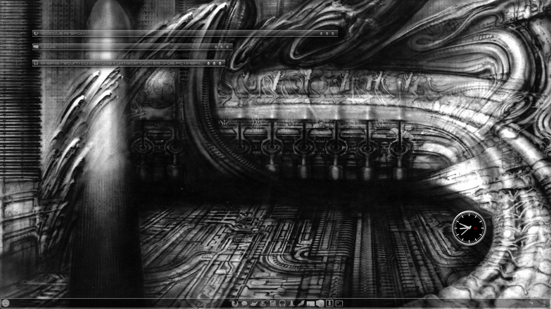 Giger vs Bodhi by pissnaround Giger vs Bodhi by pissnaround