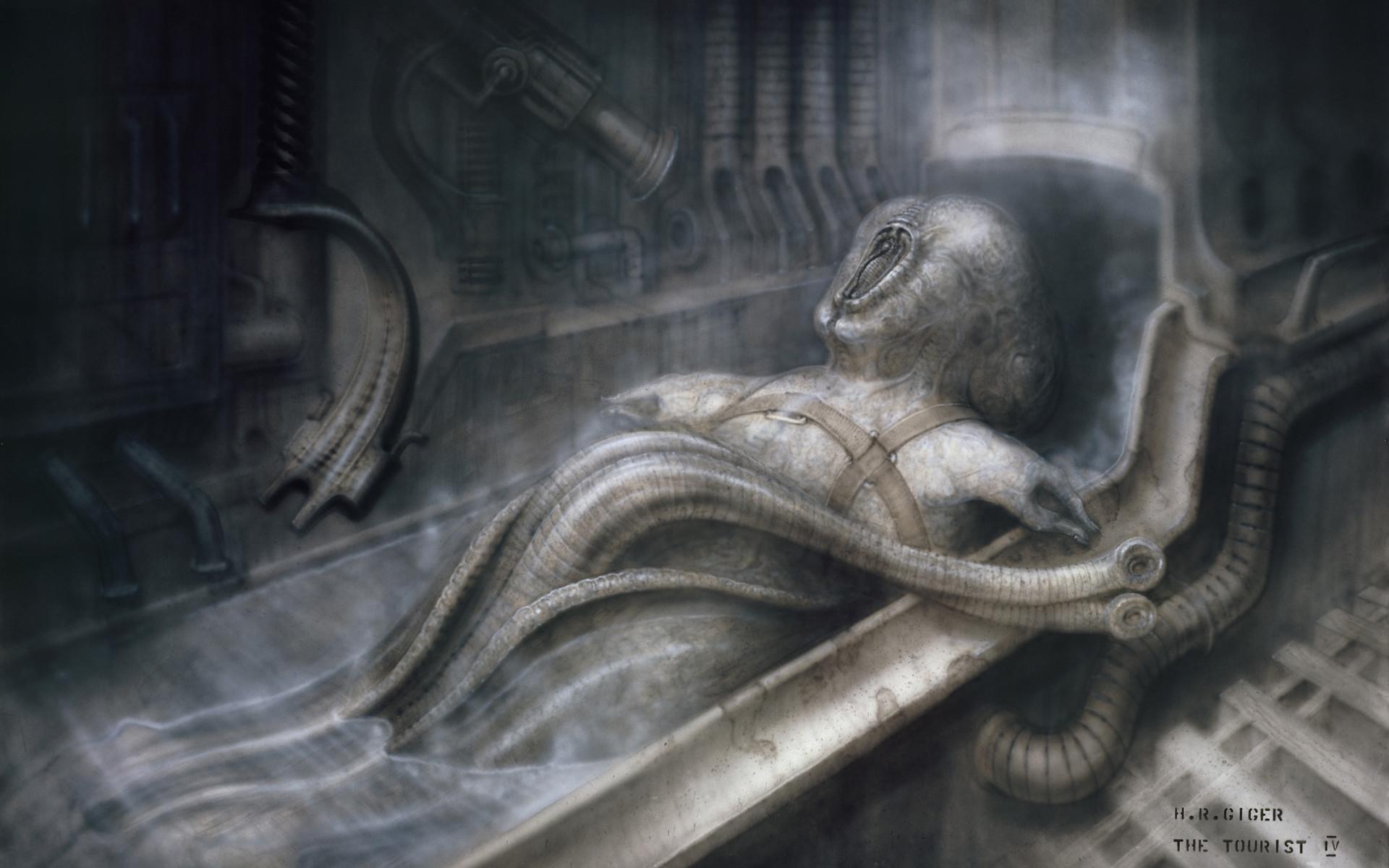 Sci Fi – Prometheus Wallpaper