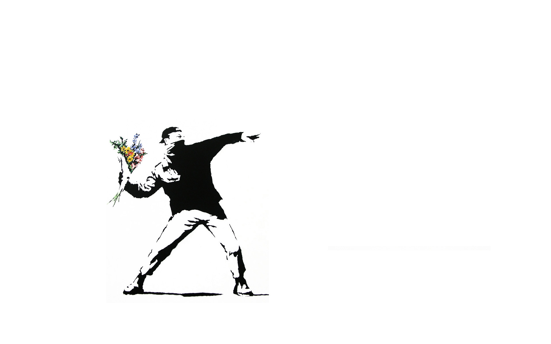 Banksy Wallpaper Banksy