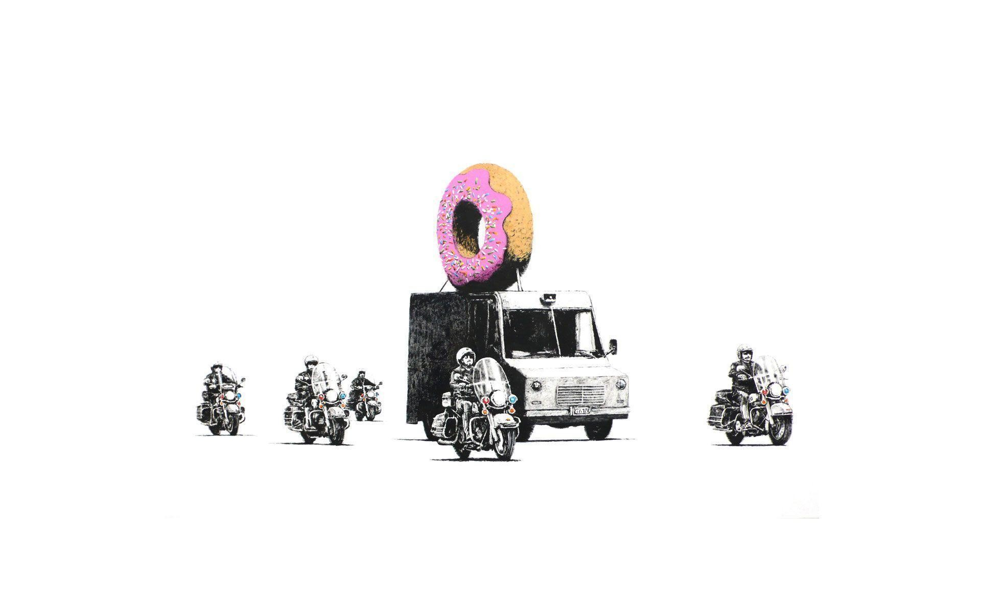 <b>Banksy Wallpapers</b> – <b>Wallpaper</
