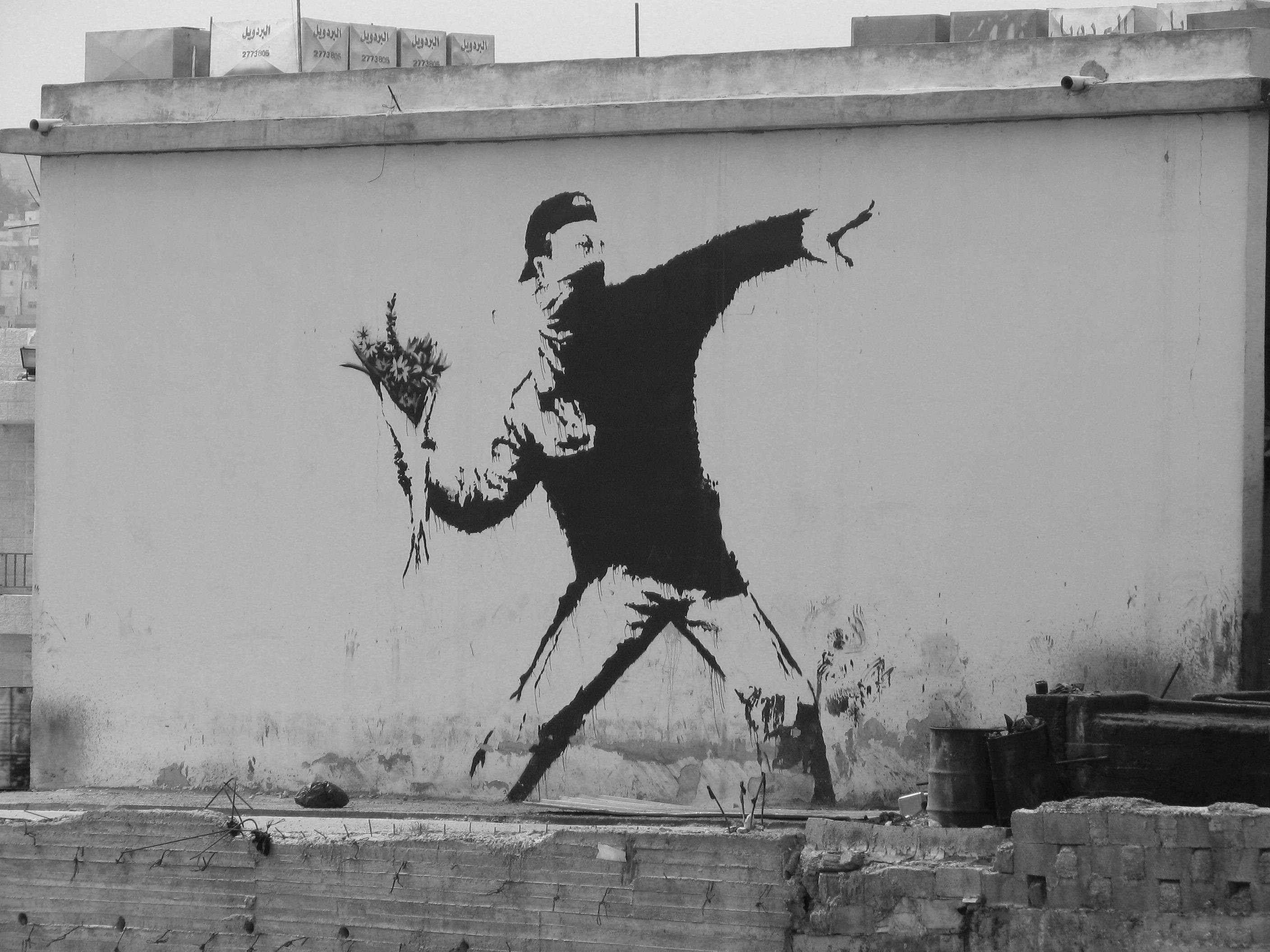 … banksy desktop wallpapers wallpaper cave; banksy wallpapers hd …