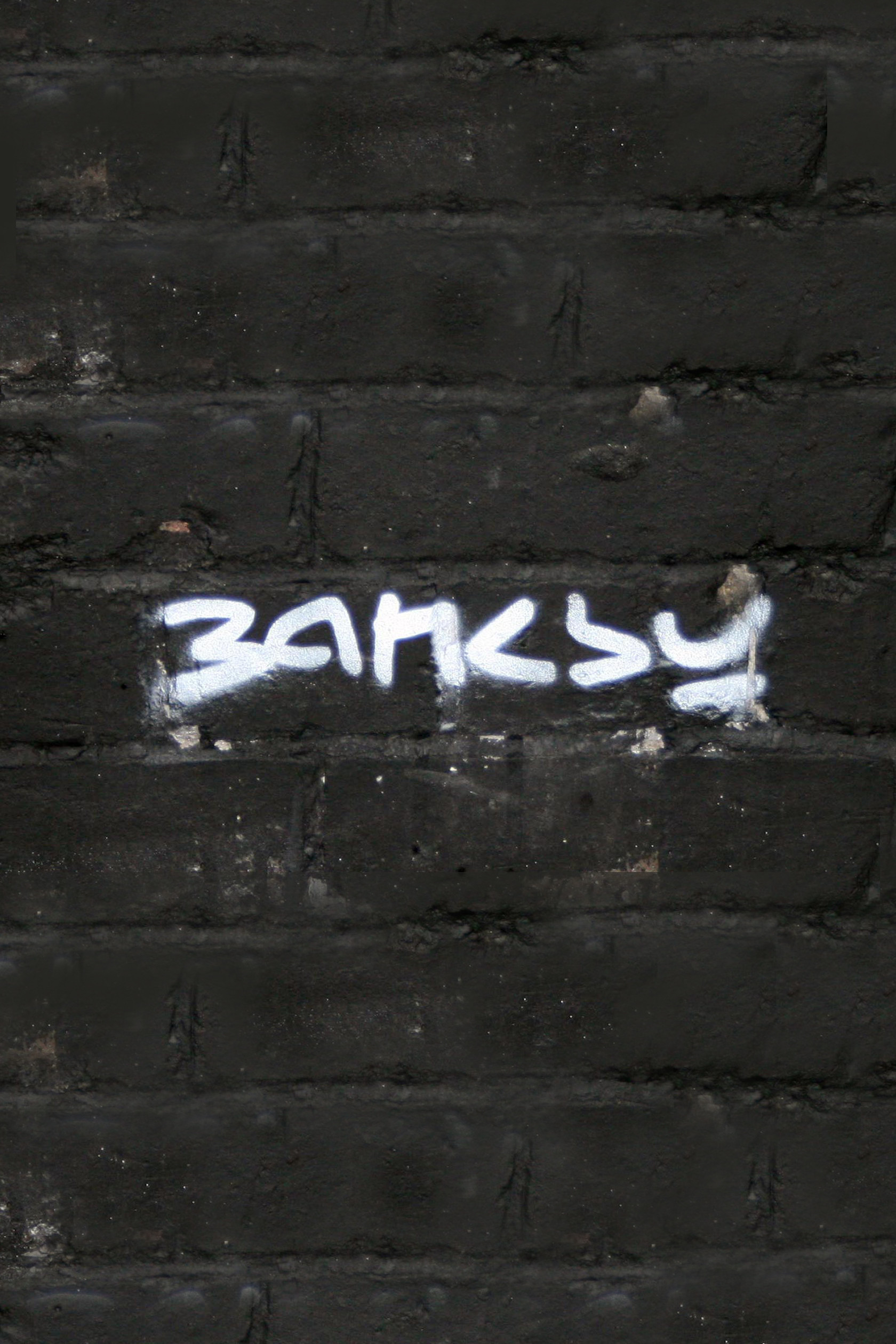 Banksy Signature Android Wallpaper. Banksy Signature Android Wallpaper